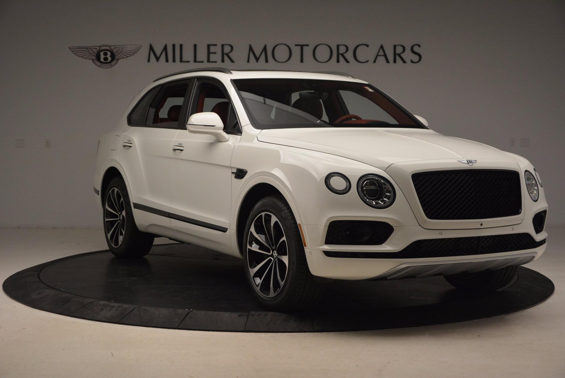 New 2018 Bentley Bentayga Onyx For Sale In Westport, CT 1425_p11