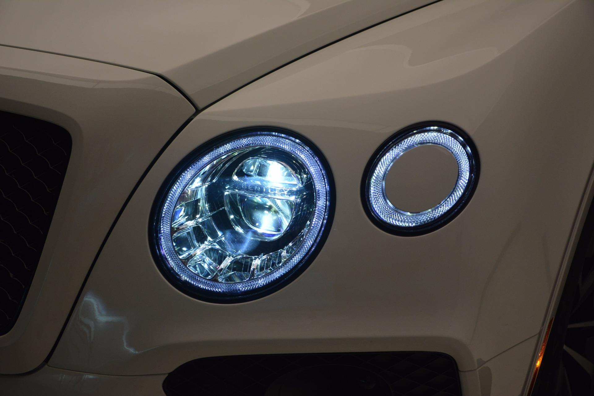 New 2018 Bentley Bentayga Onyx For Sale In Westport, CT 1425_p16