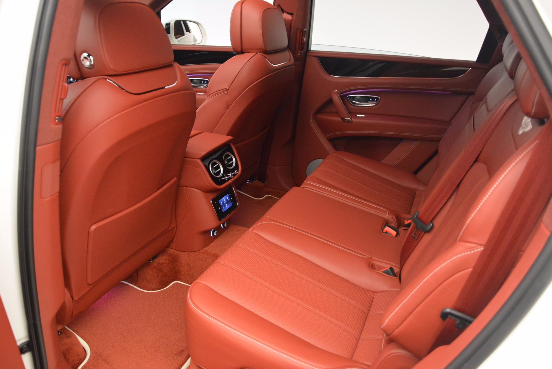 New 2018 Bentley Bentayga Onyx For Sale In Westport, CT 1425_p32