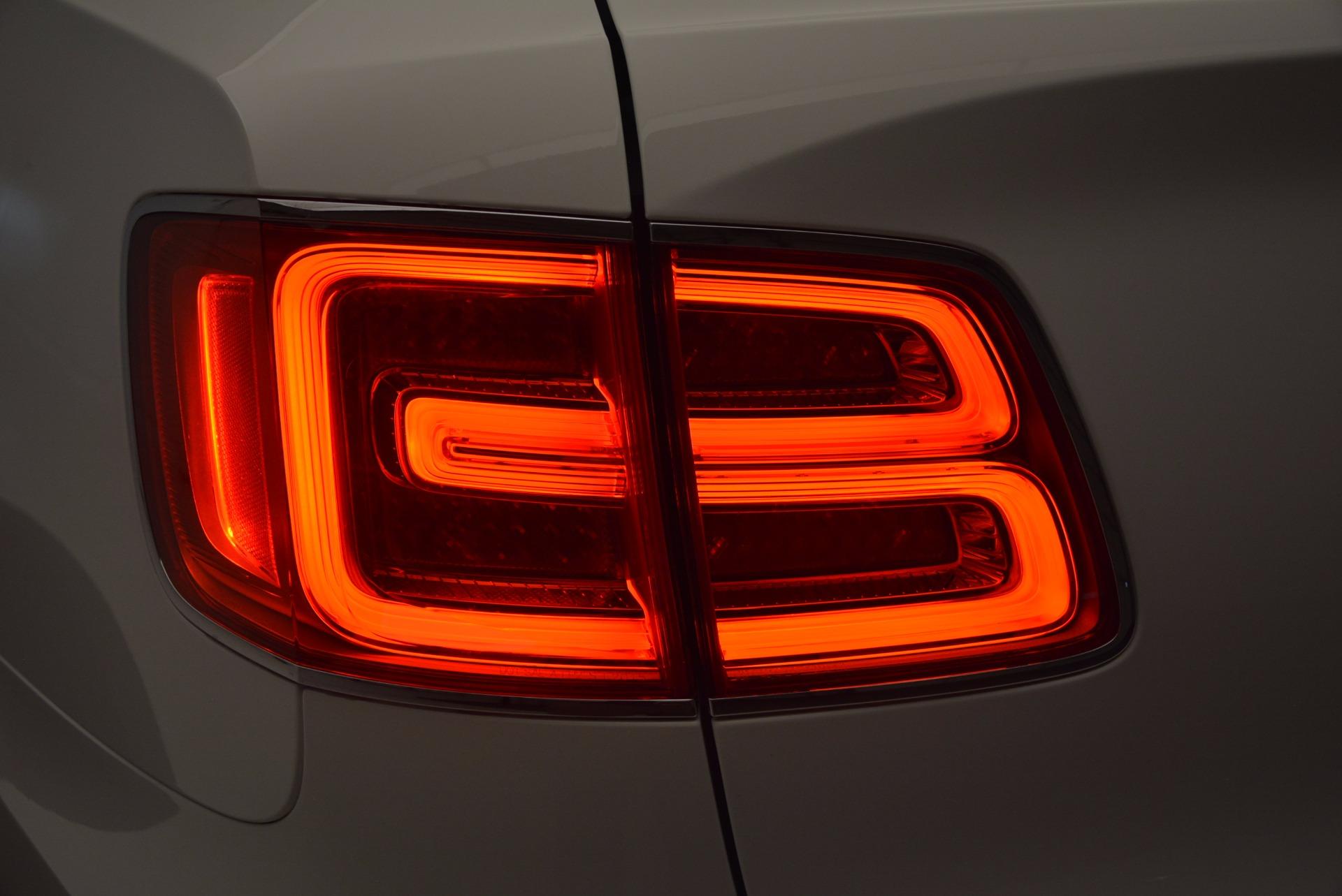 New 2018 Bentley Bentayga Onyx For Sale In Westport, CT 1425_p36