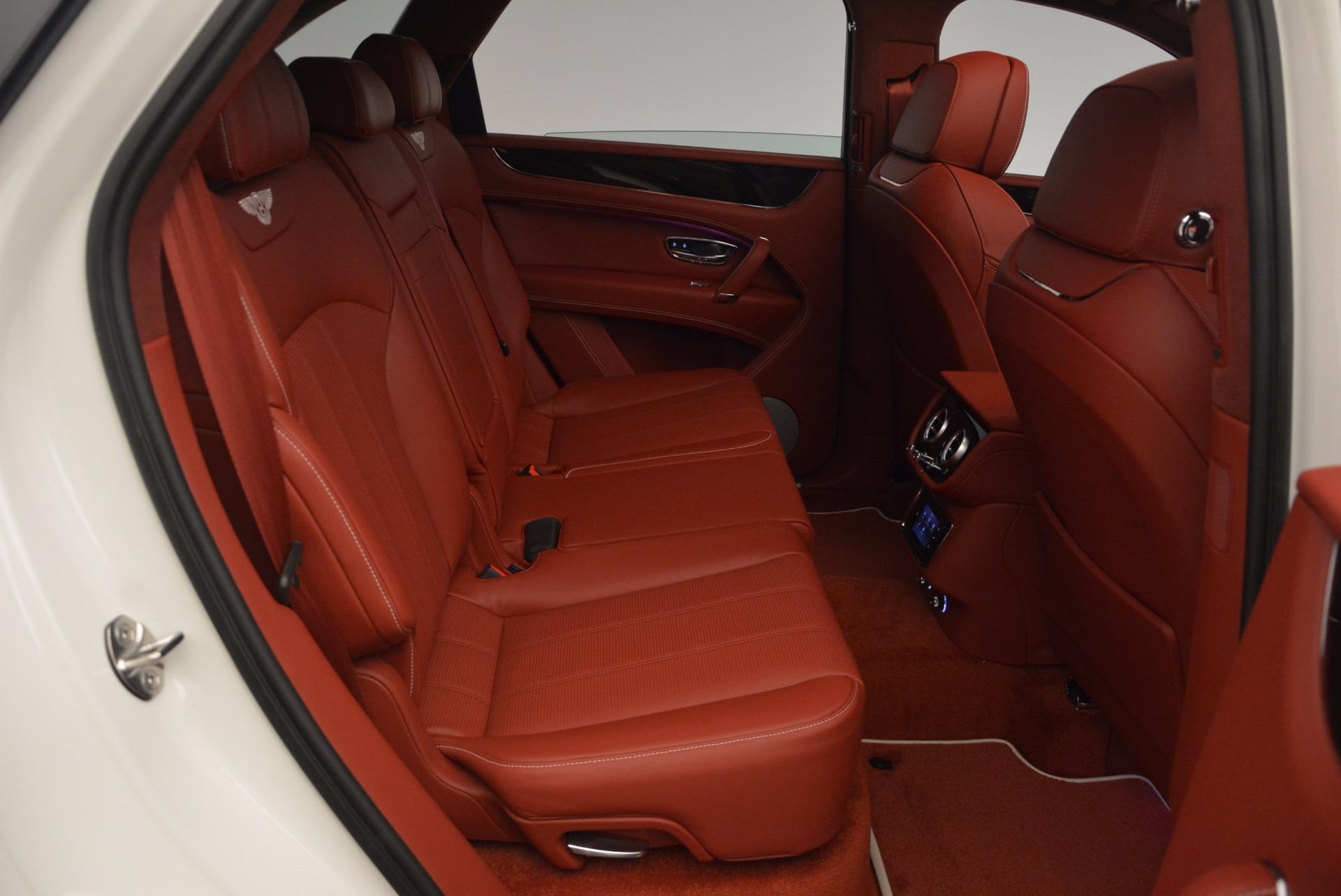New 2018 Bentley Bentayga Onyx For Sale In Westport, CT 1425_p40
