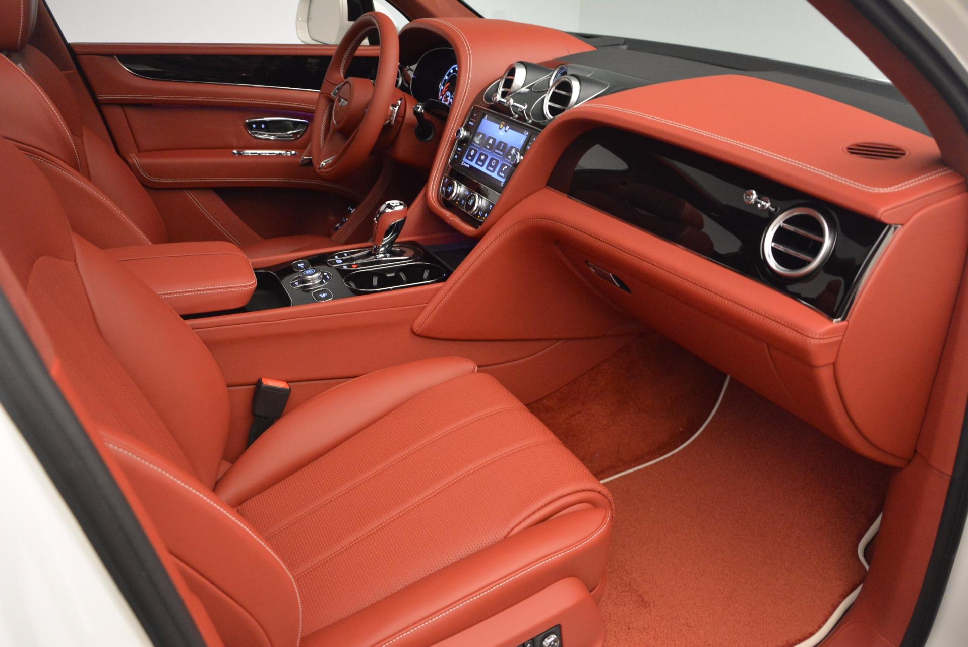 New 2018 Bentley Bentayga Onyx For Sale In Westport, CT 1425_p43
