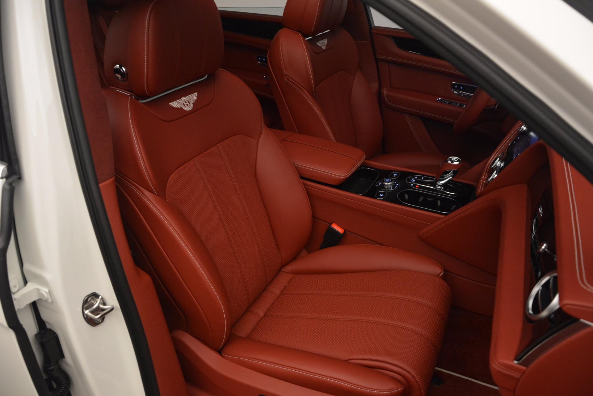 New 2018 Bentley Bentayga Onyx For Sale In Westport, CT 1425_p45