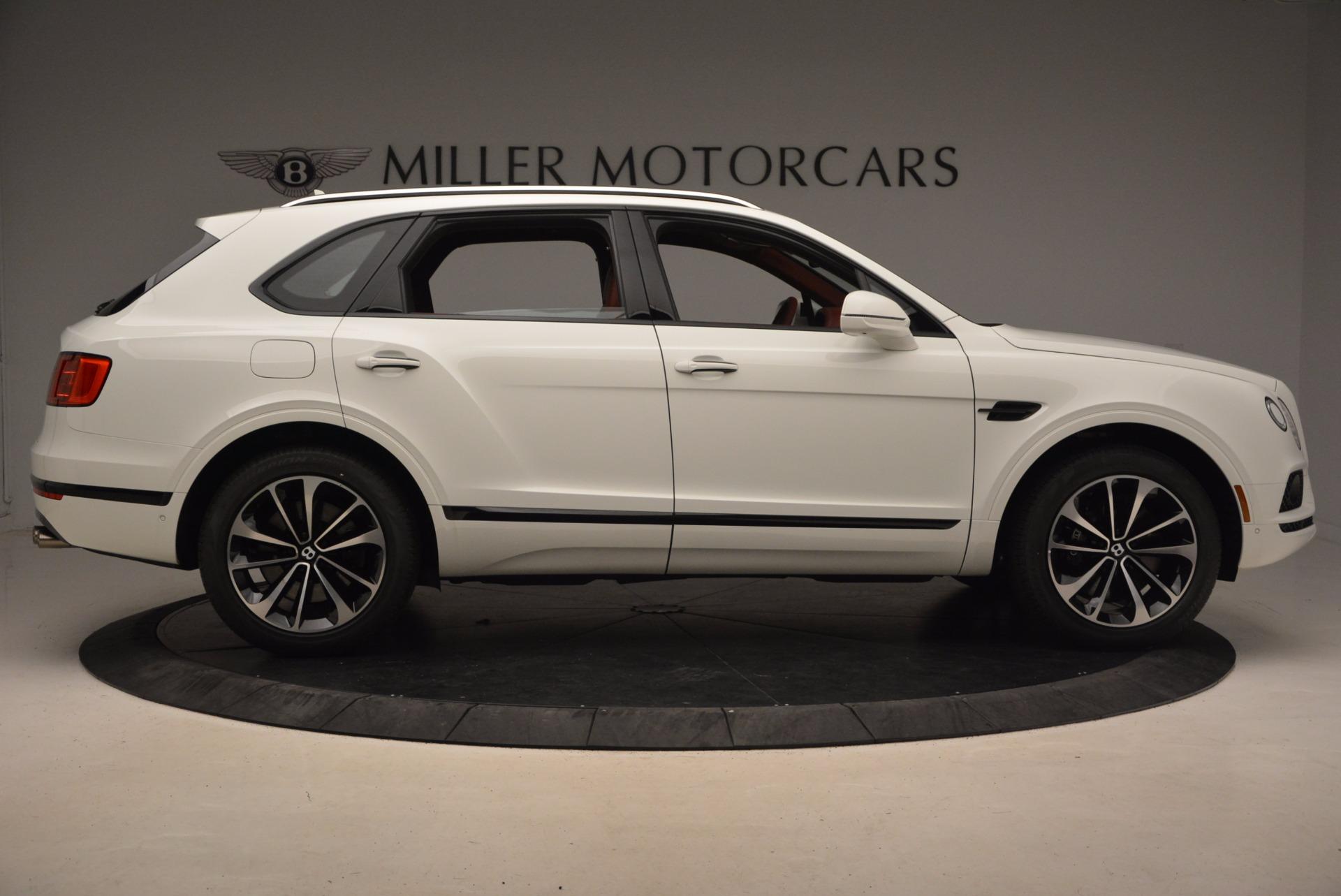 New 2018 Bentley Bentayga Onyx For Sale In Westport, CT 1425_p9