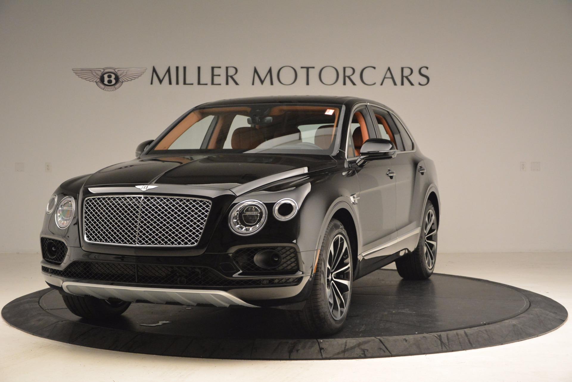 New 2018 Bentley Bentayga Onyx For Sale In Westport, CT 1428_main