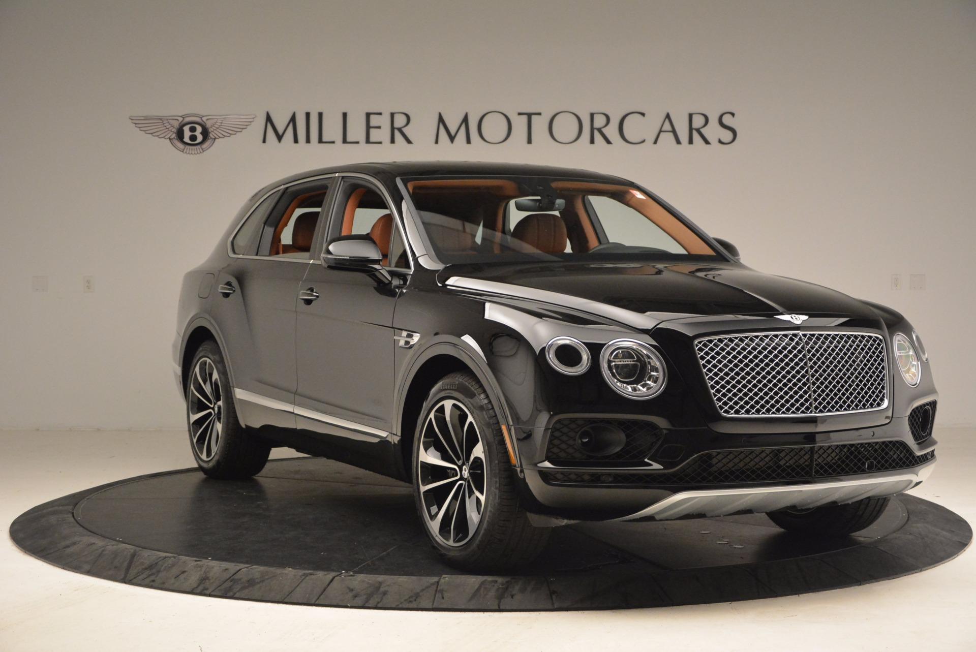 New 2018 Bentley Bentayga Onyx For Sale In Westport, CT 1428_p11