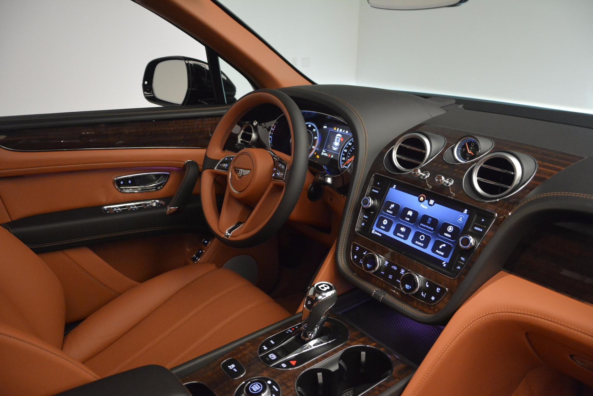 New 2018 Bentley Bentayga Onyx For Sale In Westport, CT 1428_p43