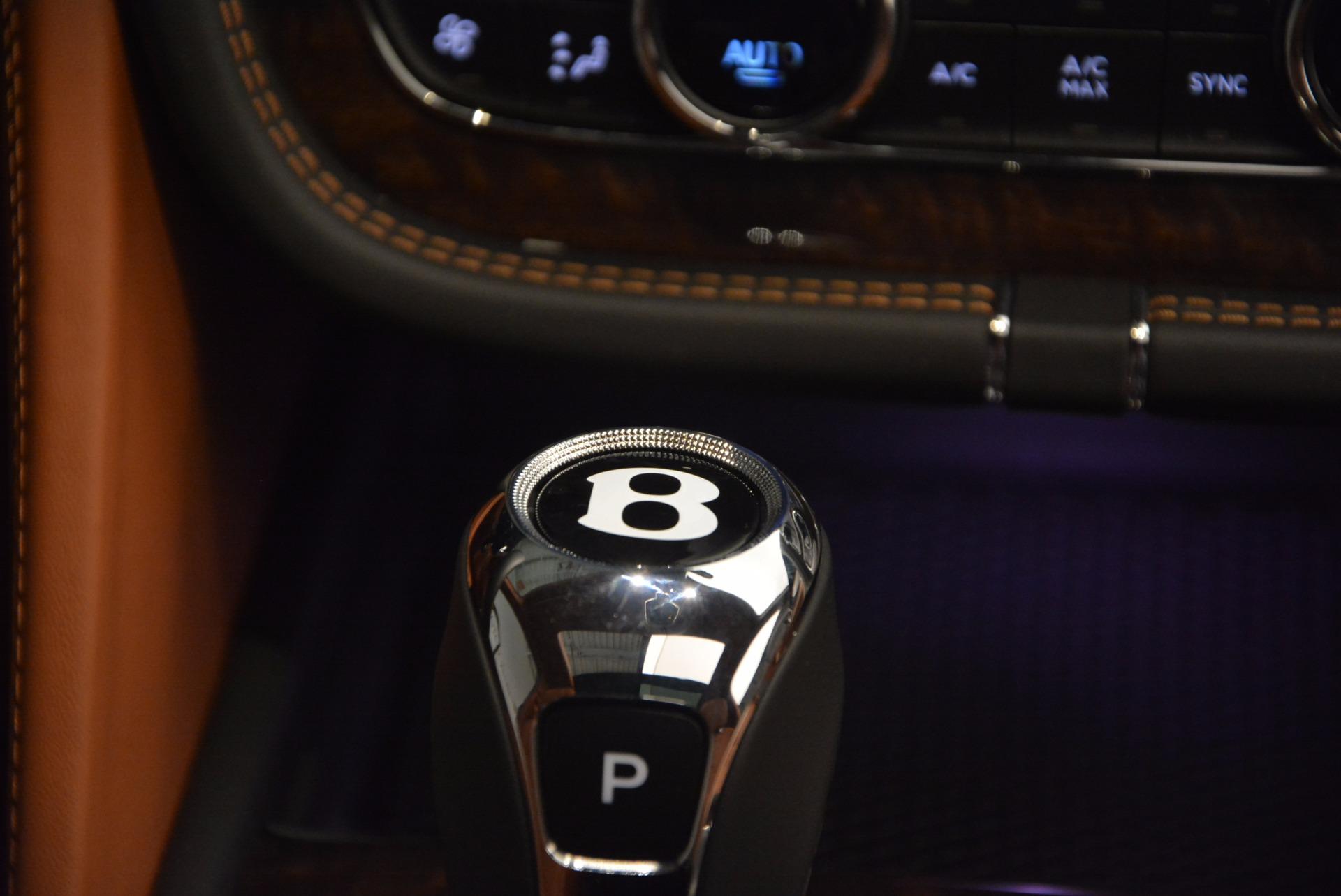 New 2018 Bentley Bentayga Onyx For Sale In Westport, CT 1428_p50