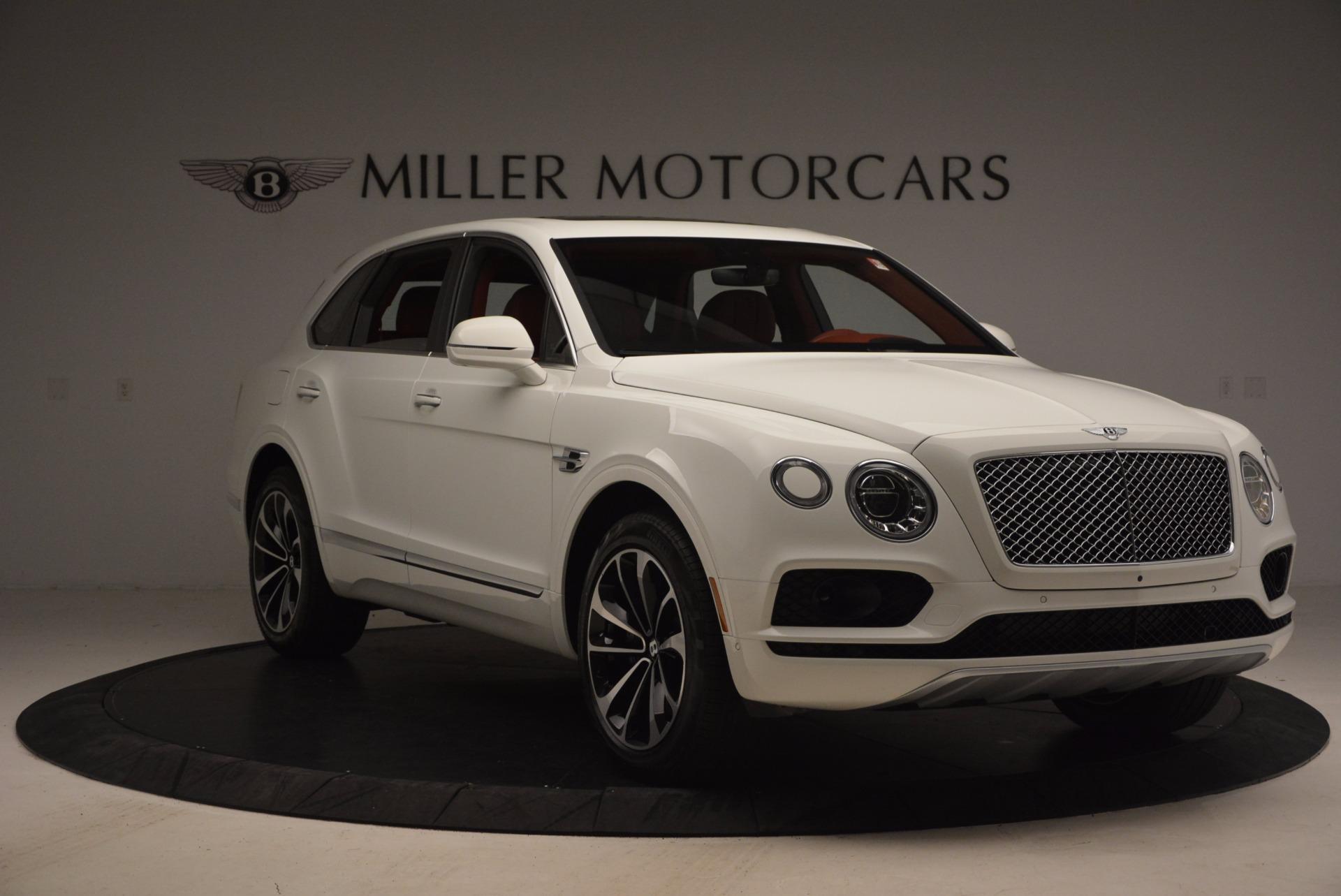 New 2018 Bentley Bentayga Onyx Edition For Sale In Westport, CT 1429_p11