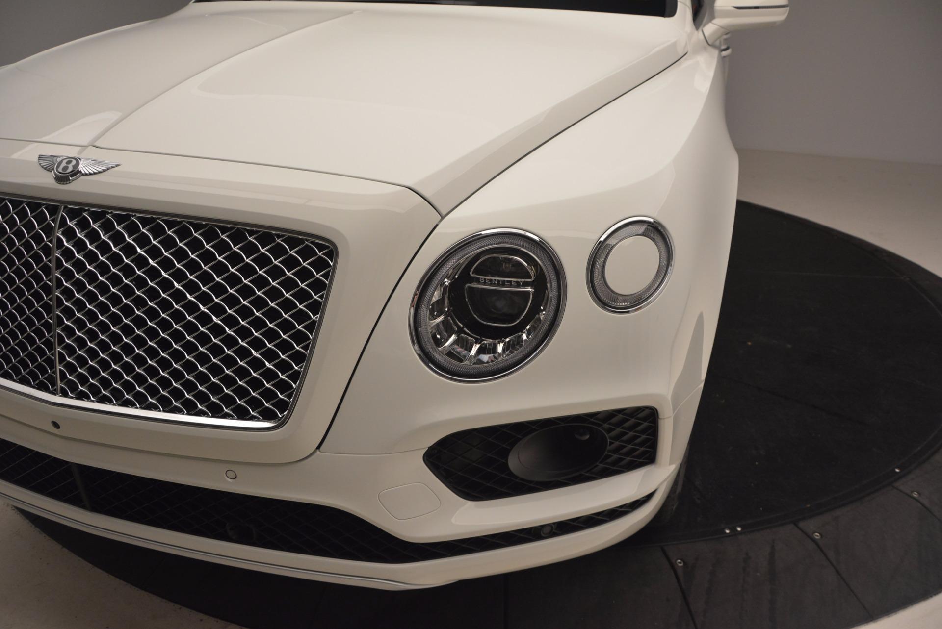 New 2018 Bentley Bentayga Onyx Edition For Sale In Westport, CT 1429_p14