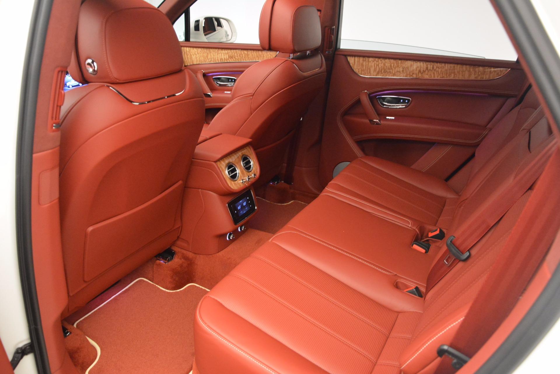 New 2018 Bentley Bentayga Onyx Edition For Sale In Westport, CT 1429_p29