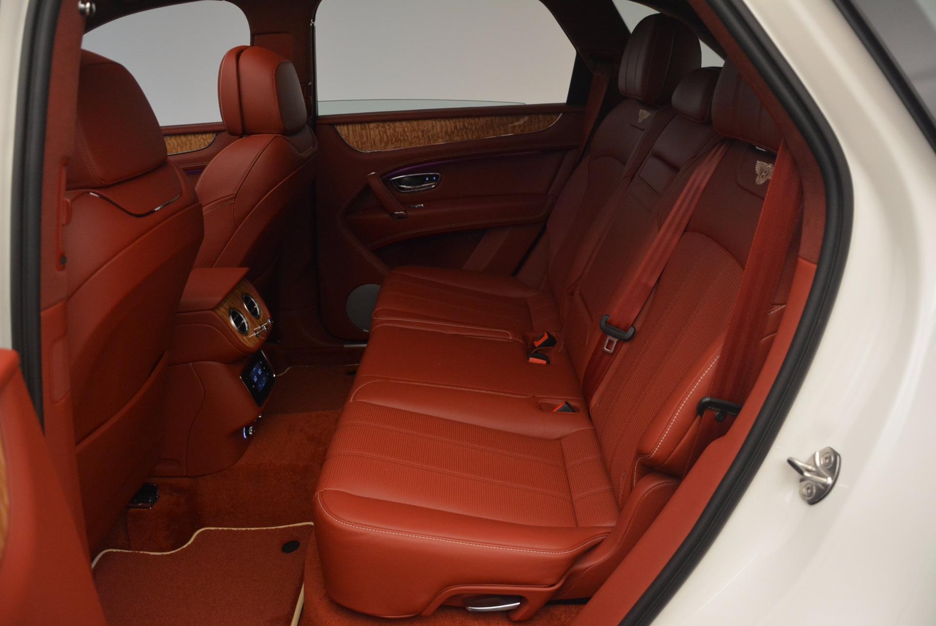 New 2018 Bentley Bentayga Onyx Edition For Sale In Westport, CT 1429_p30