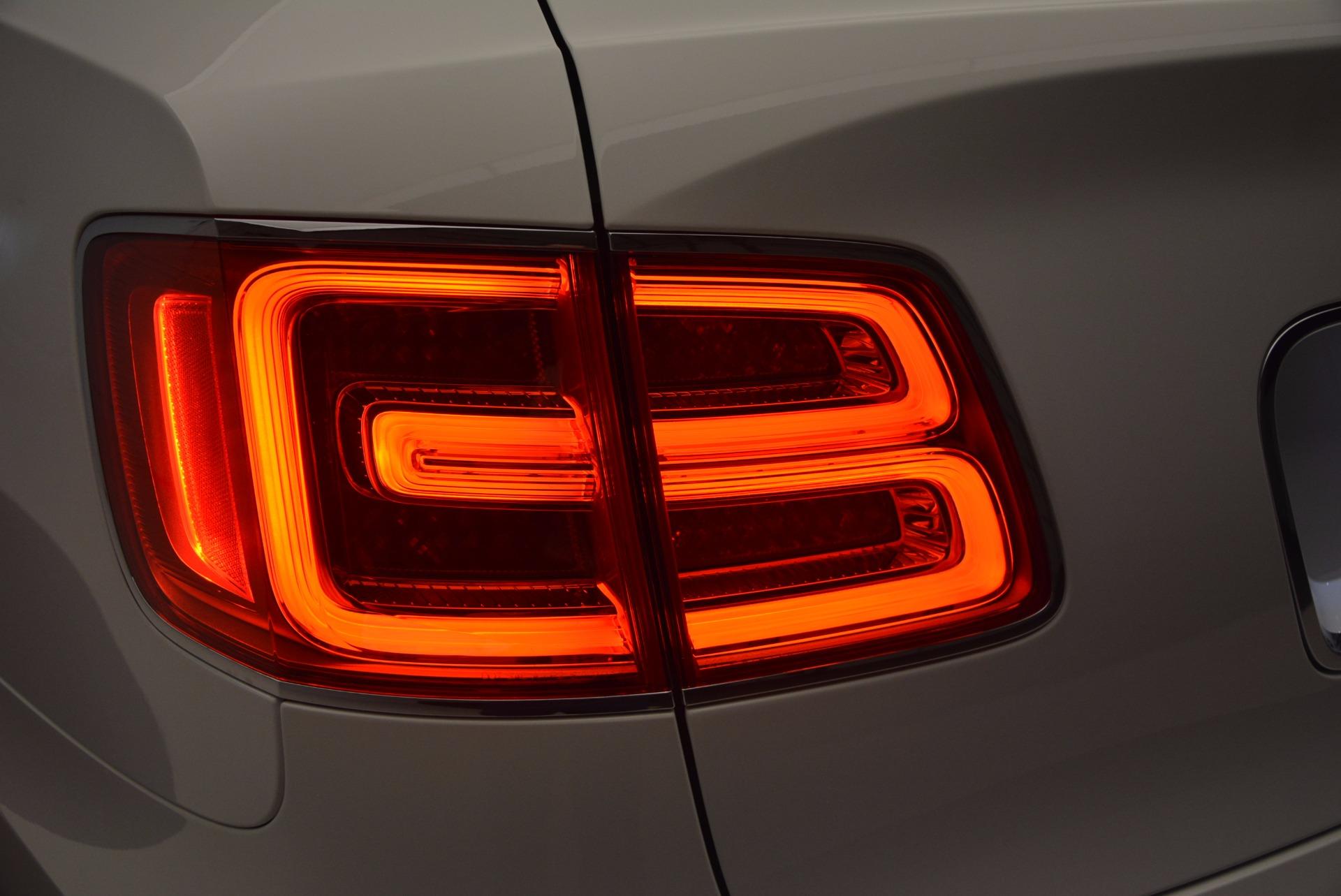 New 2018 Bentley Bentayga Onyx Edition For Sale In Westport, CT 1429_p33