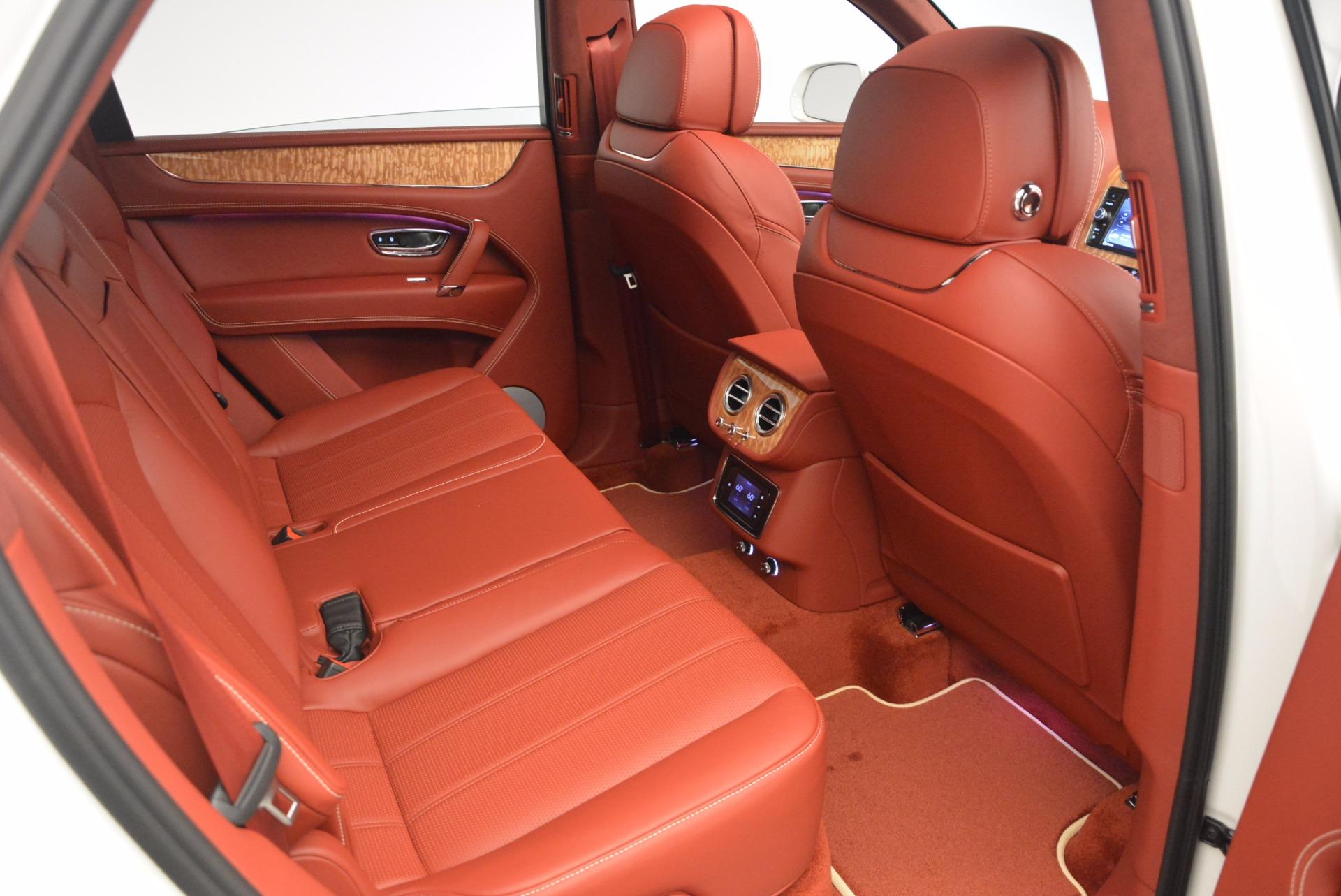 New 2018 Bentley Bentayga Onyx Edition For Sale In Westport, CT 1429_p36
