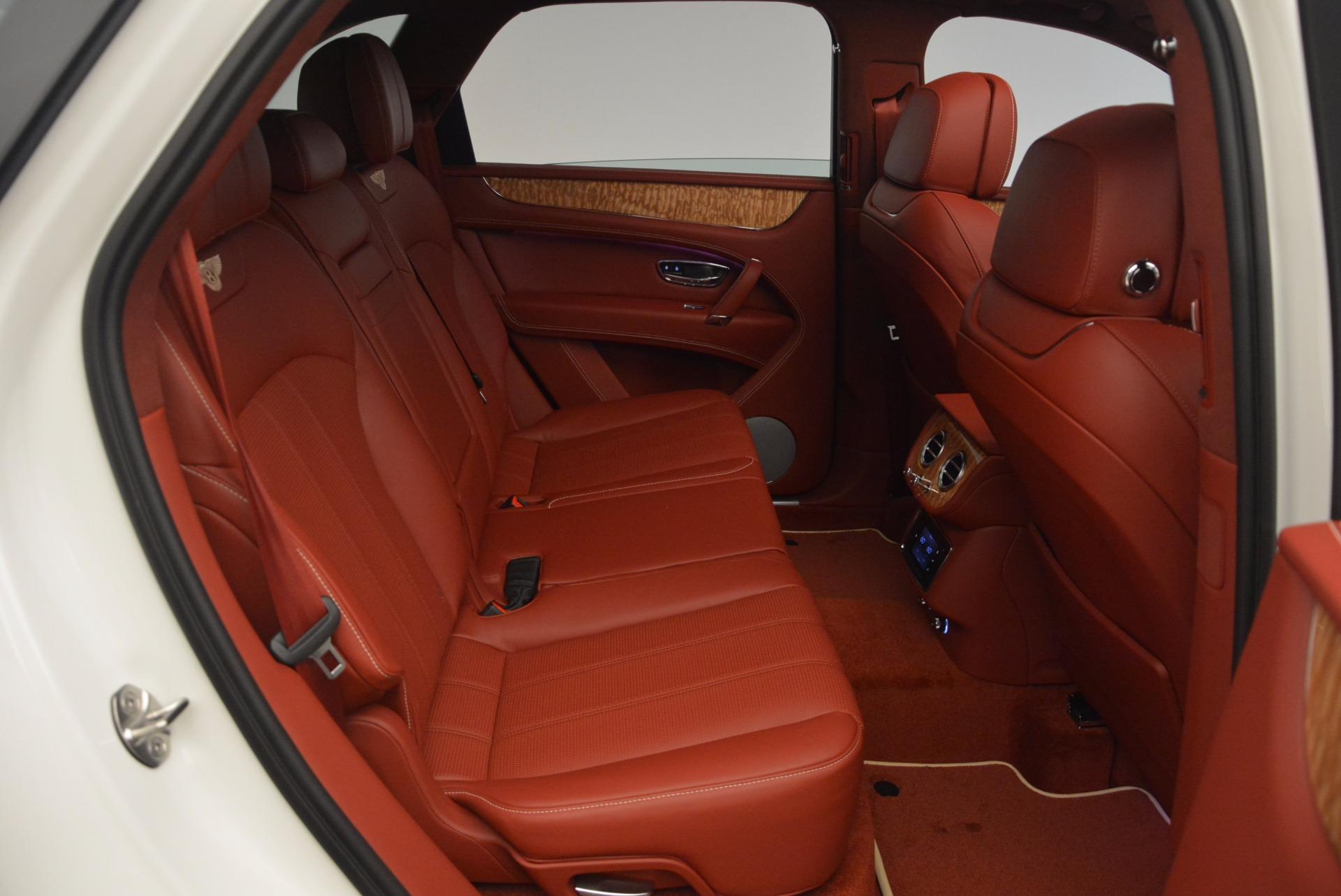New 2018 Bentley Bentayga Onyx Edition For Sale In Westport, CT 1429_p37