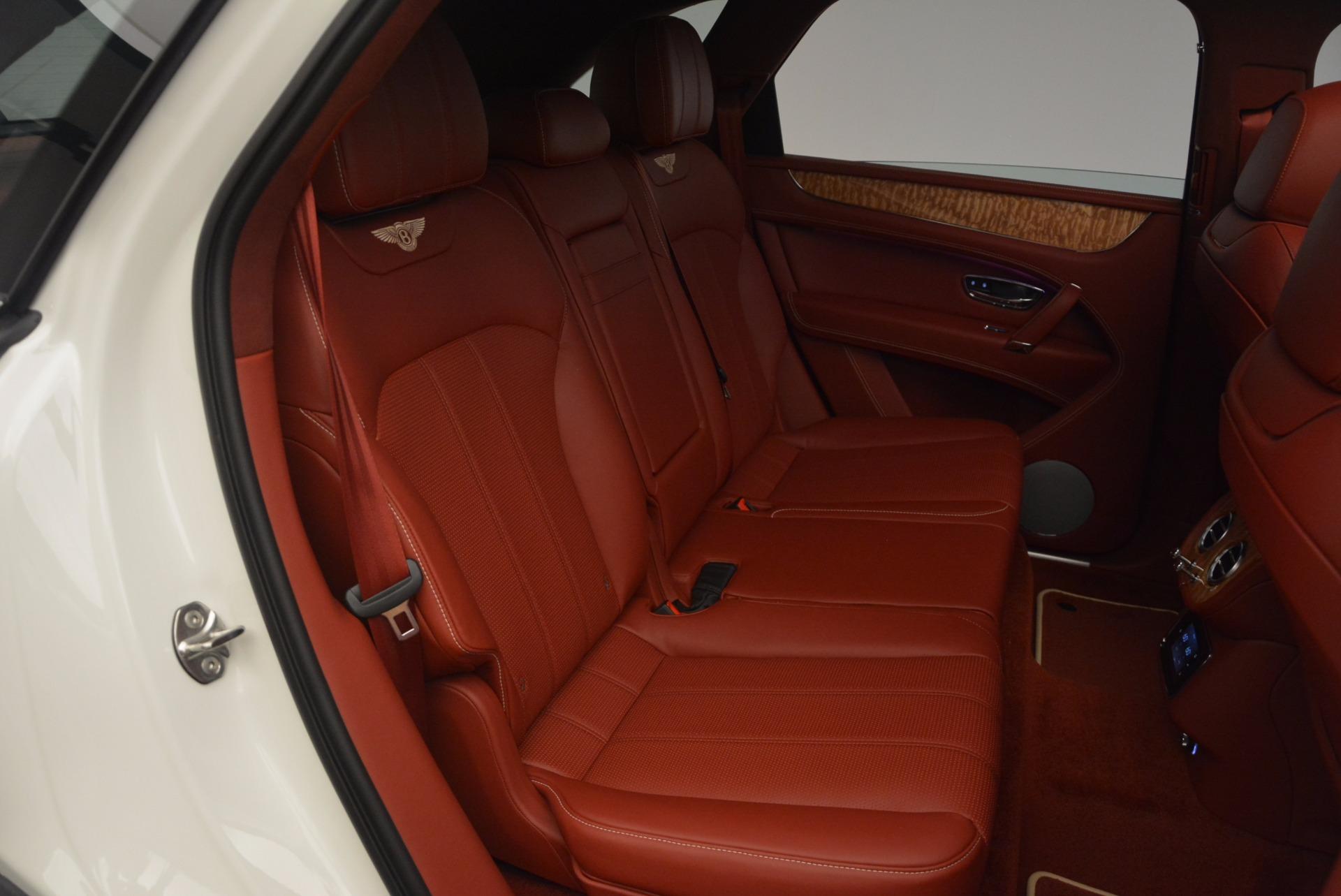 New 2018 Bentley Bentayga Onyx Edition For Sale In Westport, CT 1429_p38
