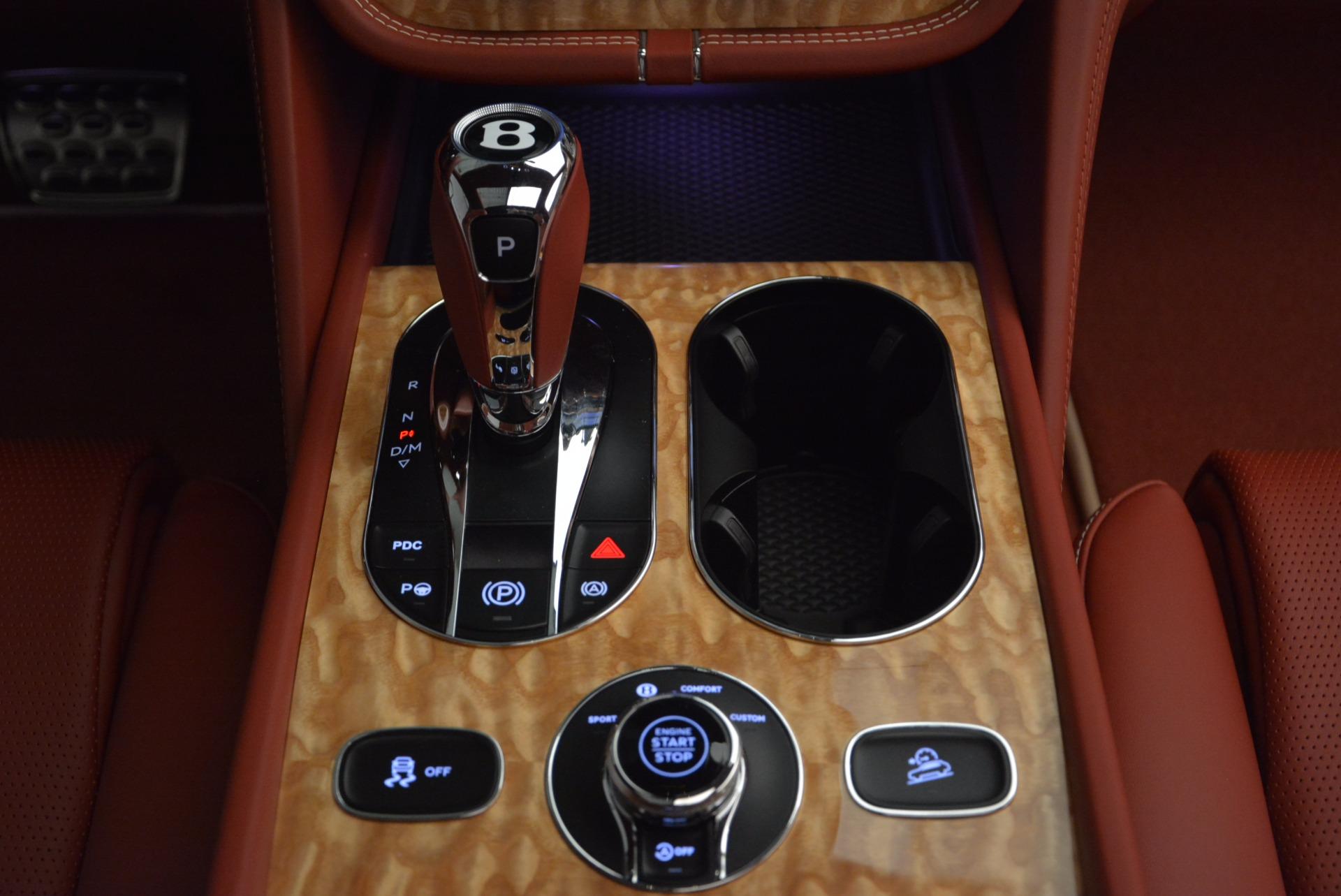 New 2018 Bentley Bentayga Onyx Edition For Sale In Westport, CT 1429_p48