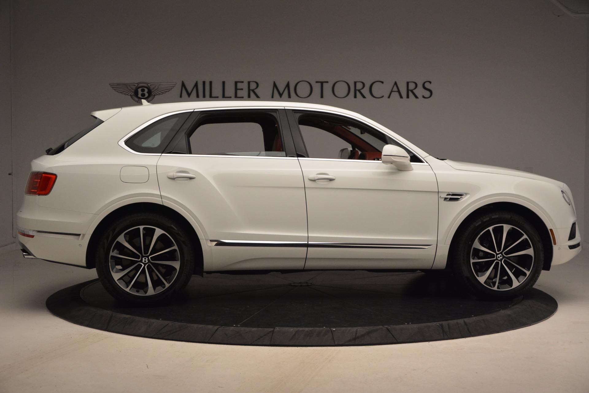 New 2018 Bentley Bentayga Onyx Edition For Sale In Westport, CT 1429_p9