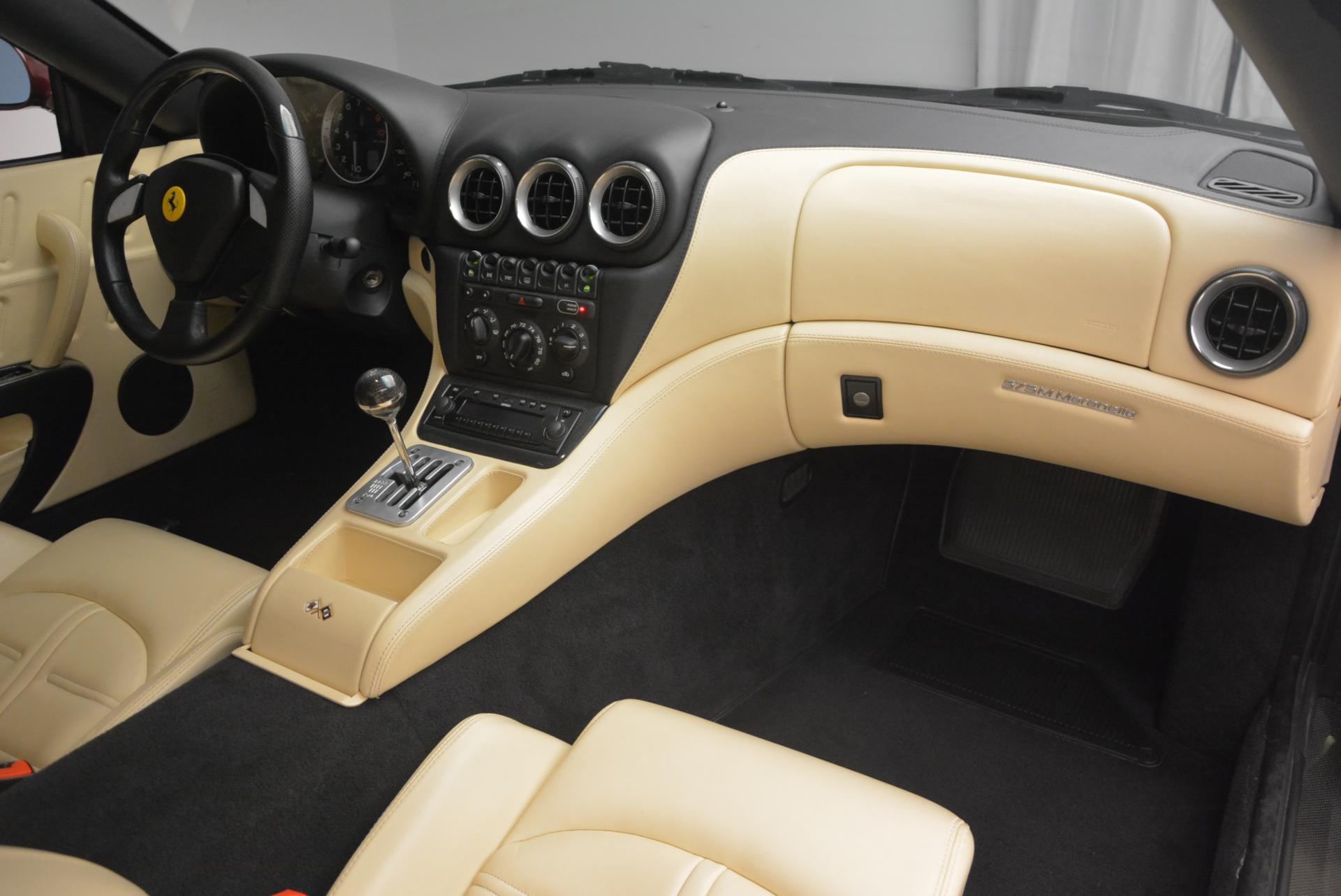 Used 2003 Ferrari 575M Maranello 6-Speed Manual For Sale In Westport, CT 143_p17