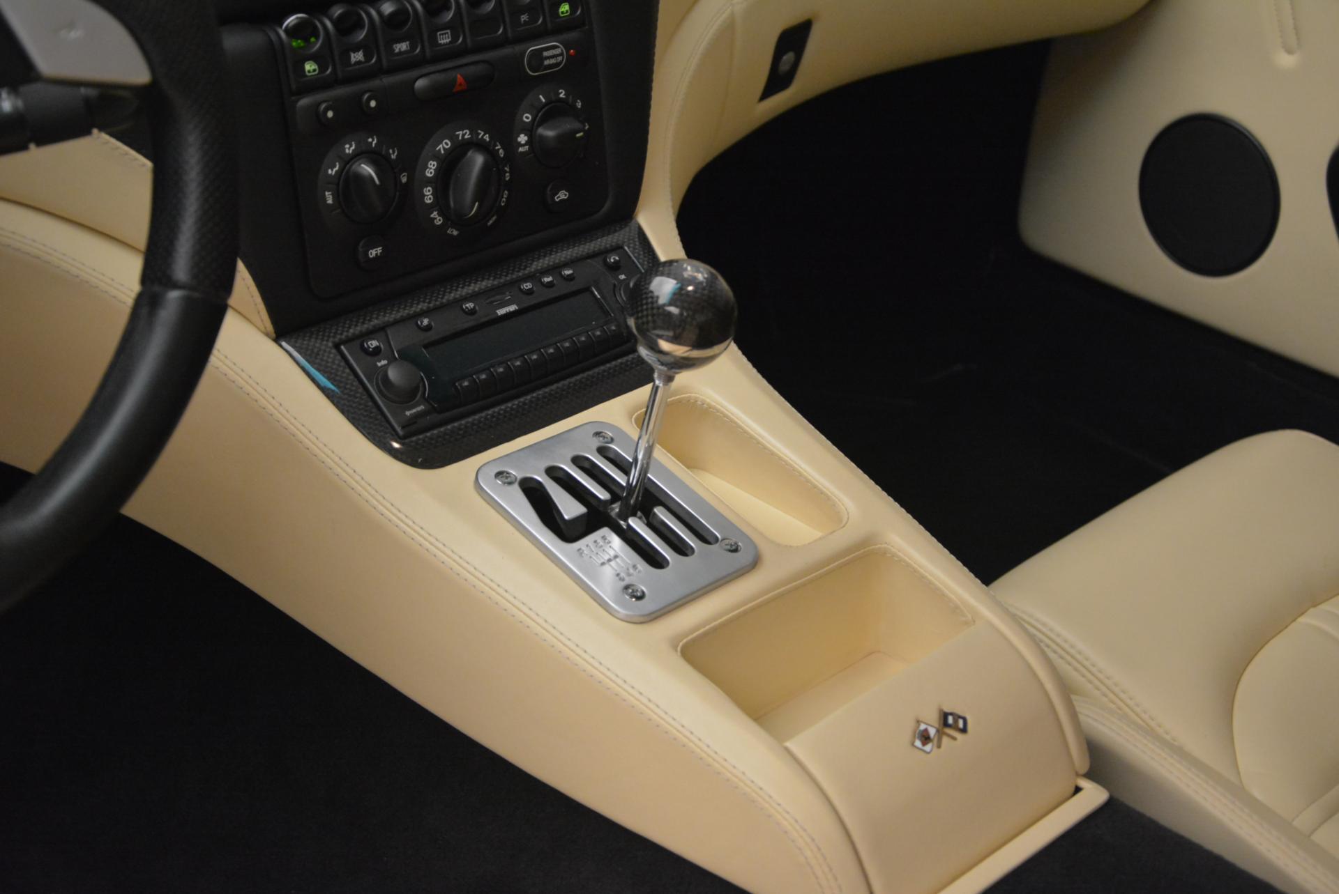 Used 2003 Ferrari 575M Maranello 6-Speed Manual For Sale In Westport, CT 143_p20
