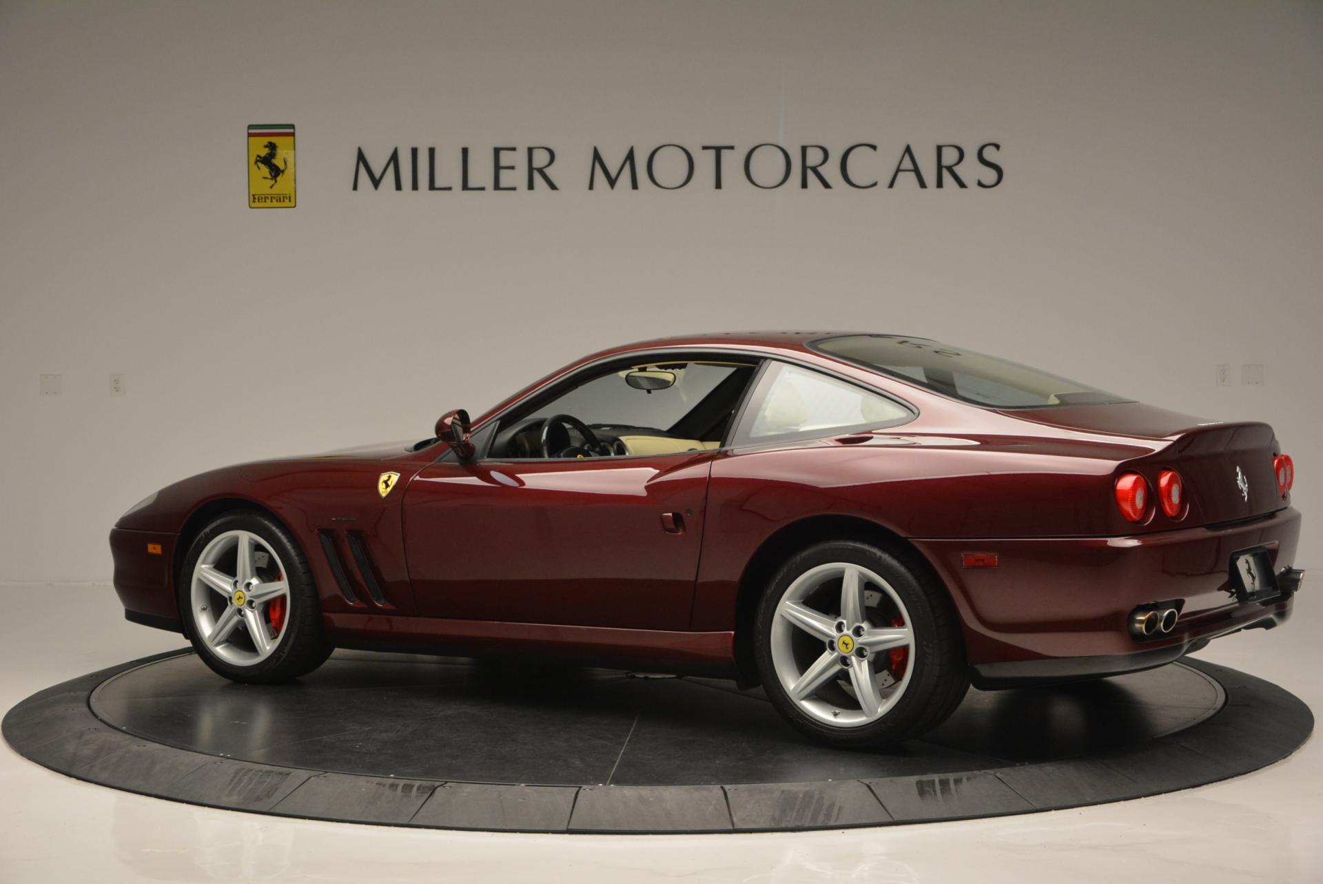Used 2003 Ferrari 575M Maranello 6-Speed Manual For Sale In Westport, CT 143_p4