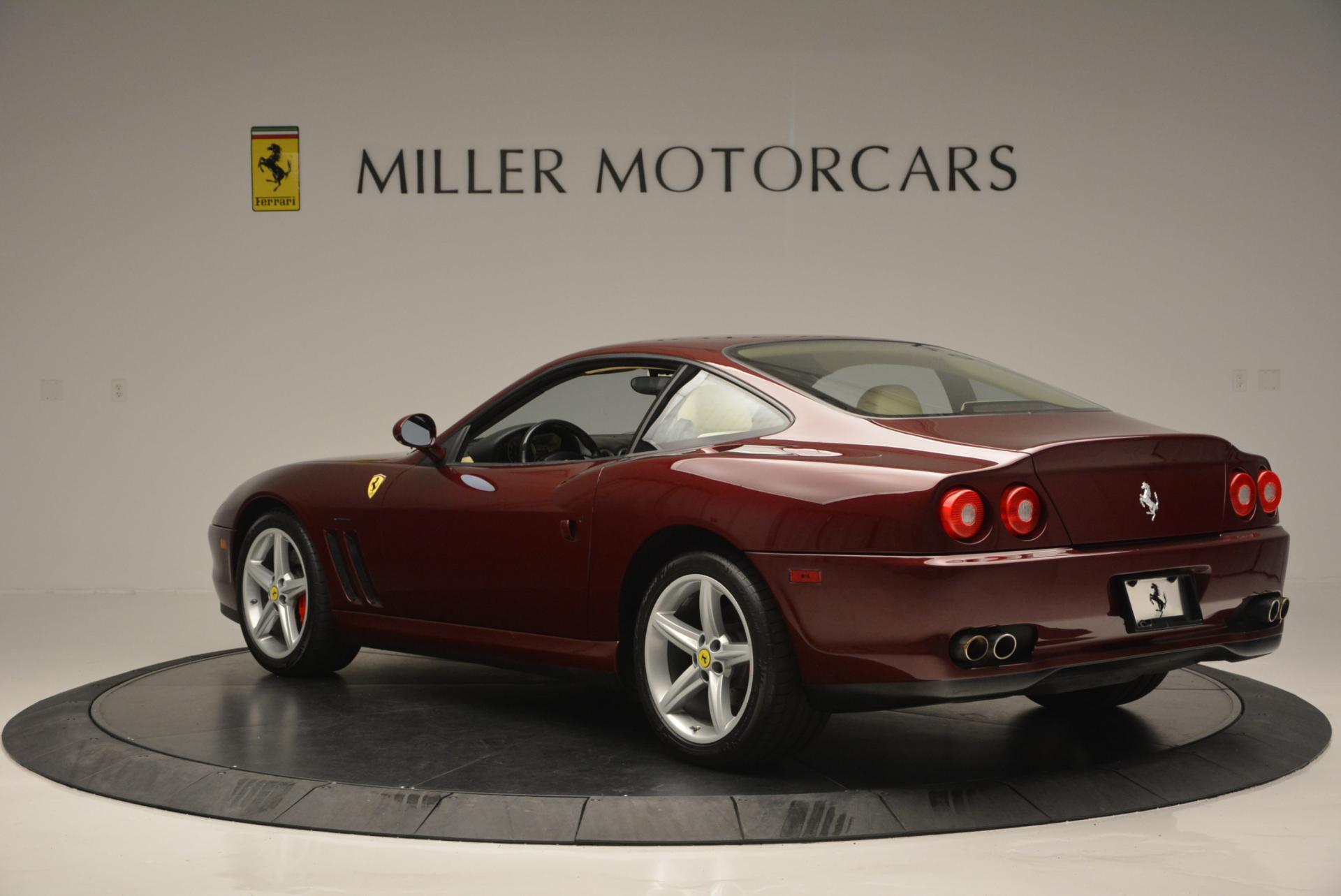 Used 2003 Ferrari 575M Maranello 6-Speed Manual For Sale In Westport, CT 143_p5