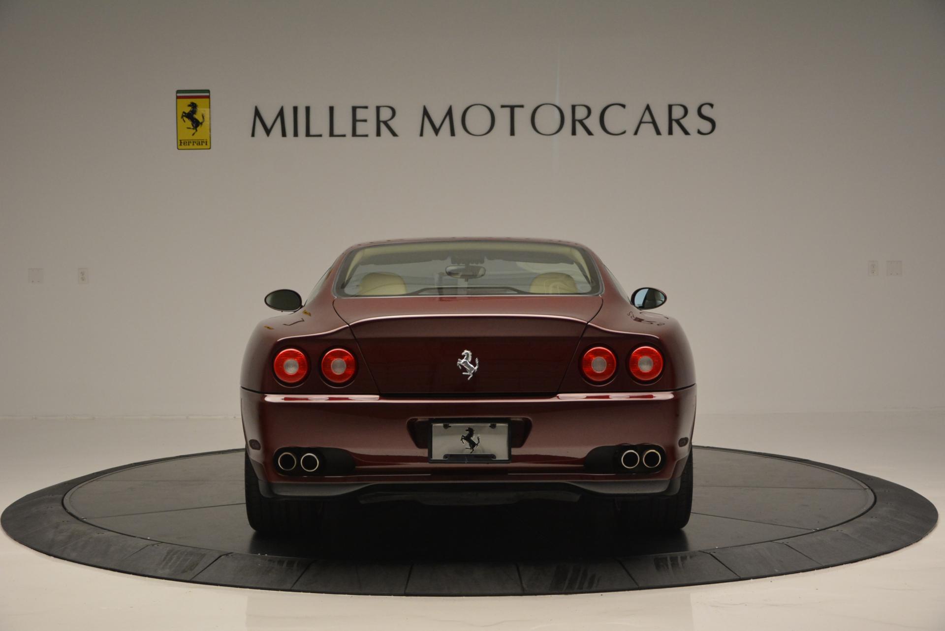 Used 2003 Ferrari 575M Maranello 6-Speed Manual For Sale In Westport, CT 143_p6