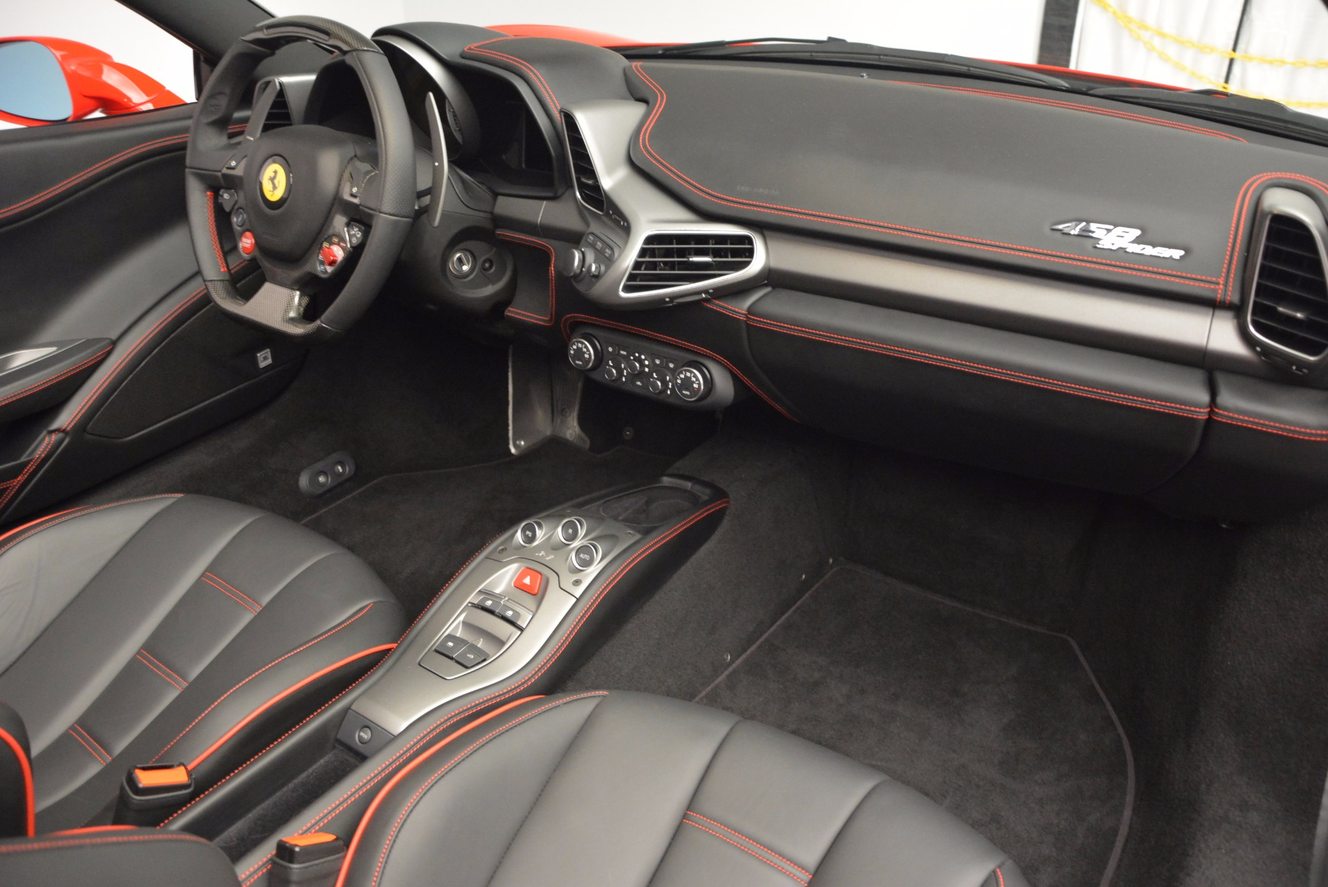 Used 2014 Ferrari 458 Spider  For Sale In Westport, CT 1430_p29