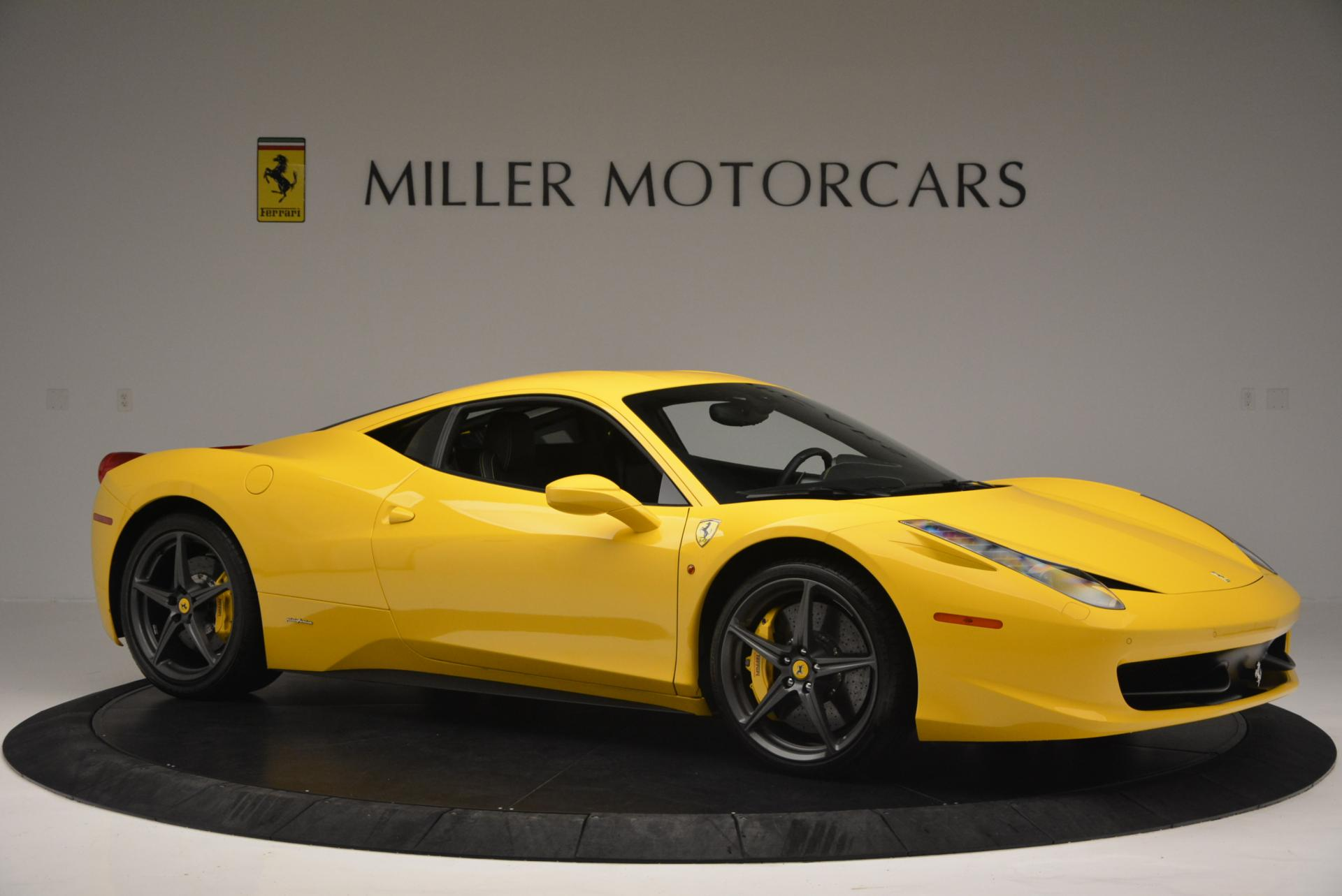 Used 2011 Ferrari 458 Italia  For Sale In Westport, CT 144_p10