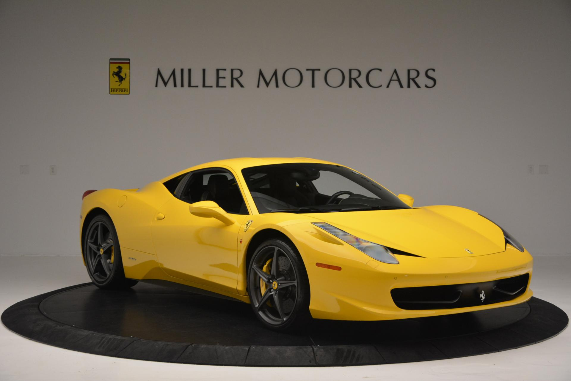 Used 2011 Ferrari 458 Italia  For Sale In Westport, CT 144_p11