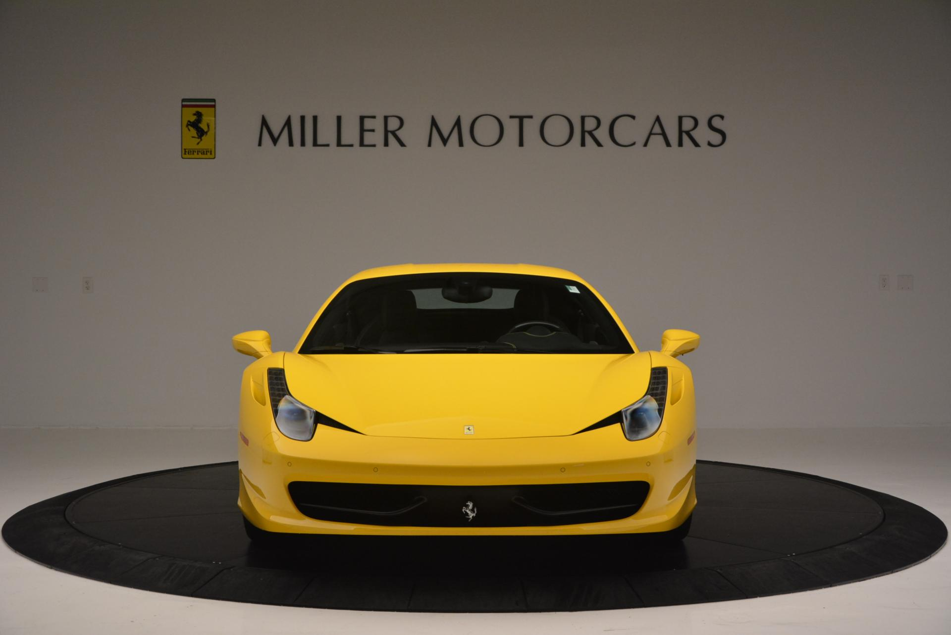 Used 2011 Ferrari 458 Italia  For Sale In Westport, CT 144_p12