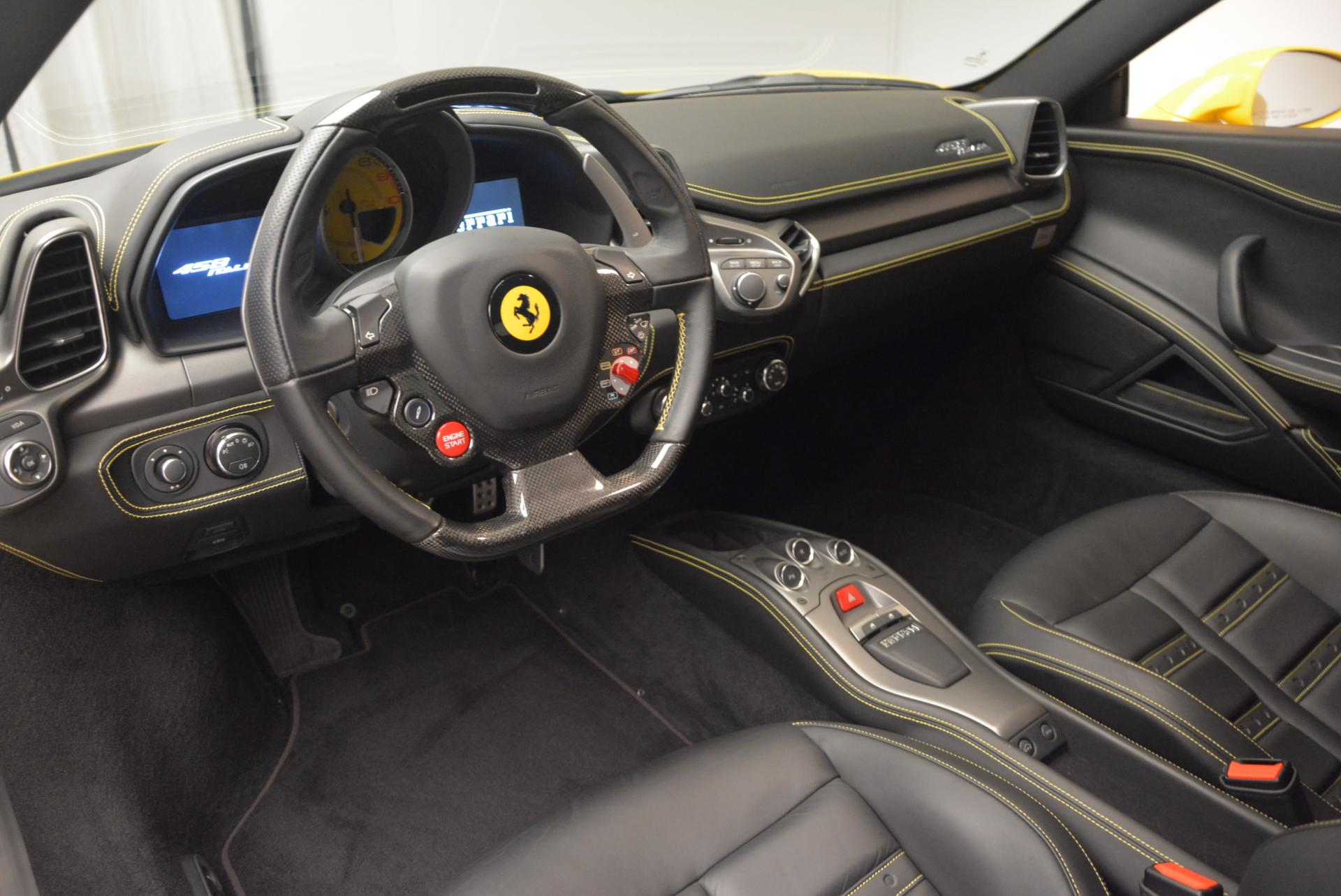 Used 2011 Ferrari 458 Italia  For Sale In Westport, CT 144_p13