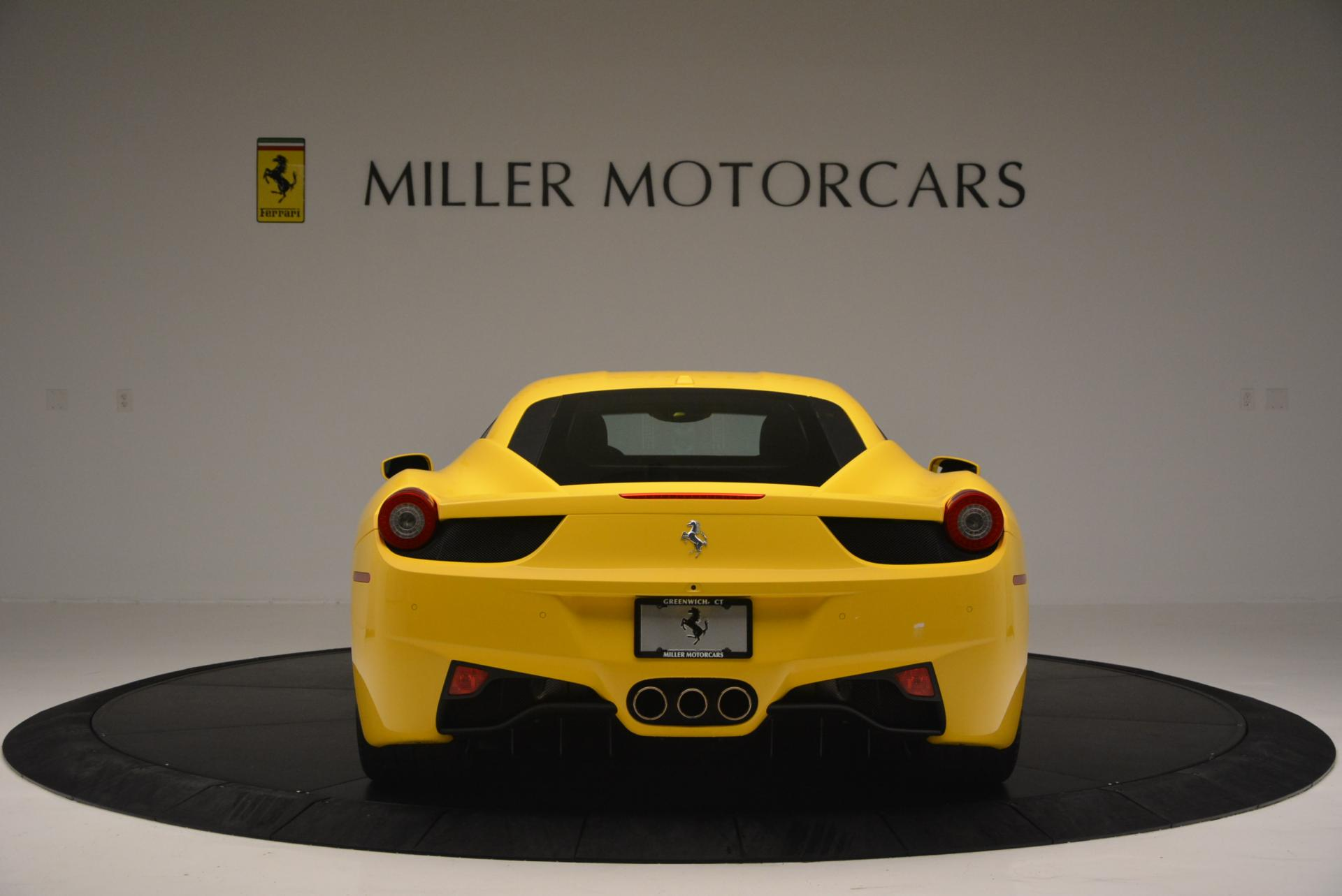 Used 2011 Ferrari 458 Italia  For Sale In Westport, CT 144_p6