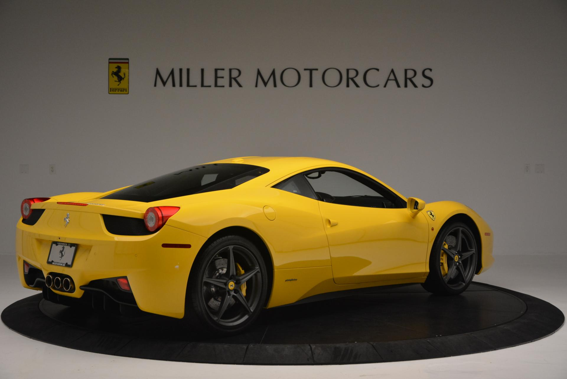 Used 2011 Ferrari 458 Italia  For Sale In Westport, CT 144_p8