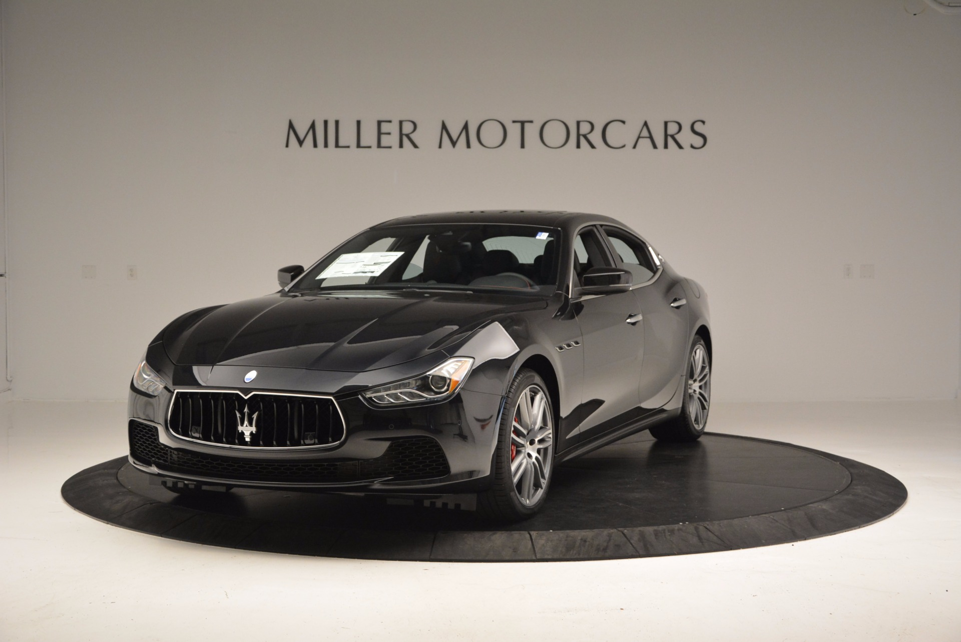 New 2017 Maserati Ghibli SQ4 For Sale In Westport, CT