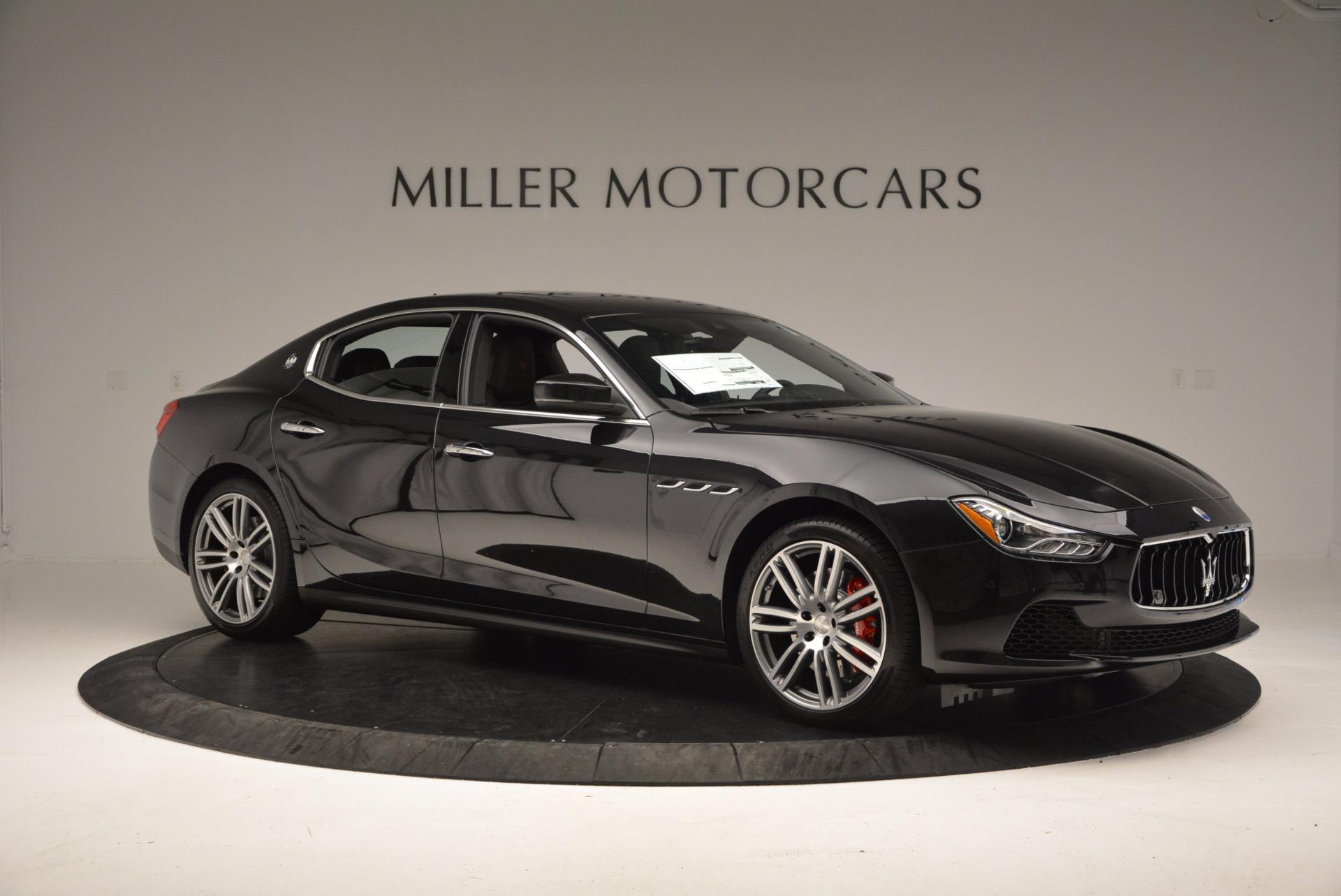 New 2017 Maserati Ghibli SQ4 For Sale In Westport, CT 1443_p10