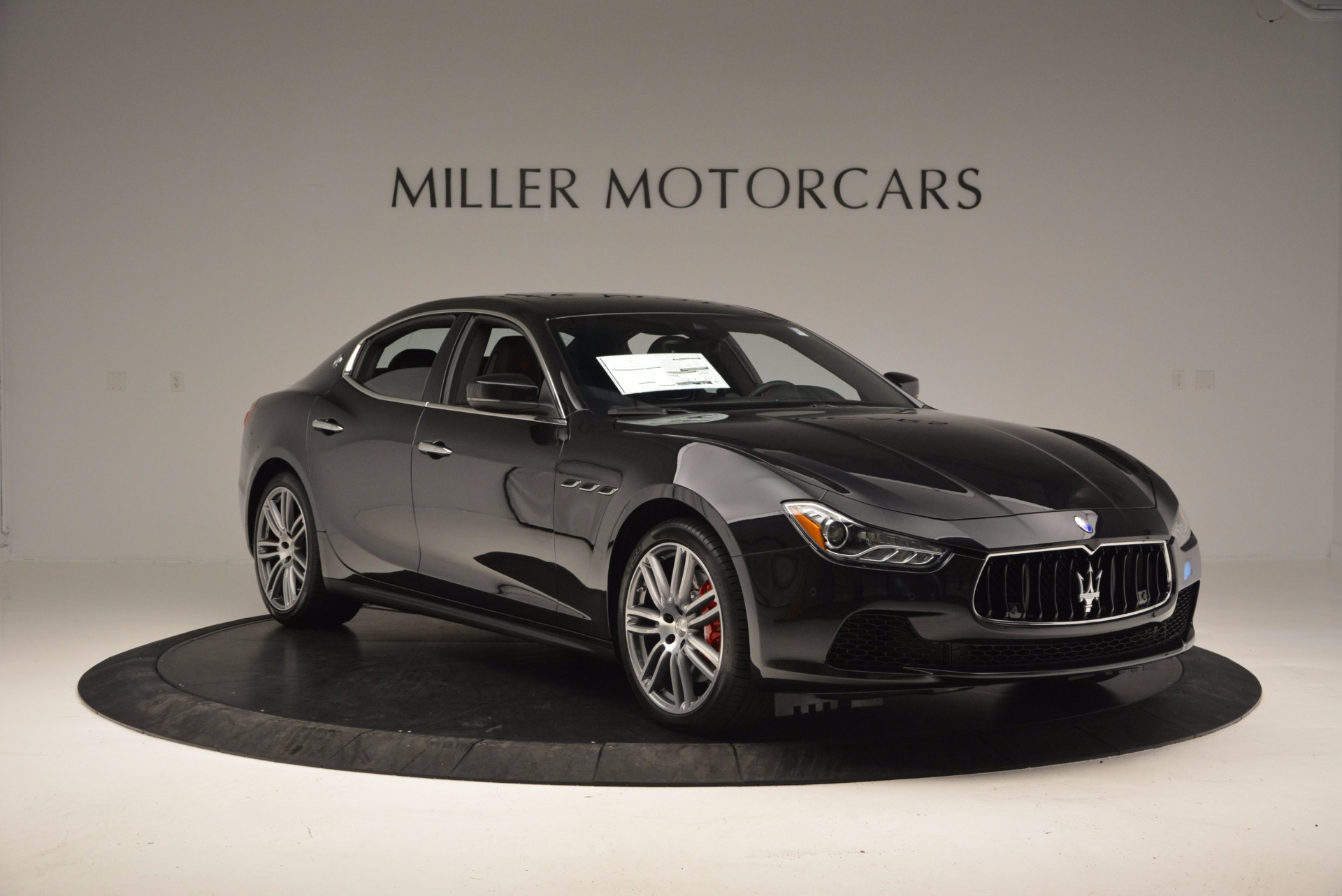 New 2017 Maserati Ghibli SQ4 For Sale In Westport, CT 1443_p11