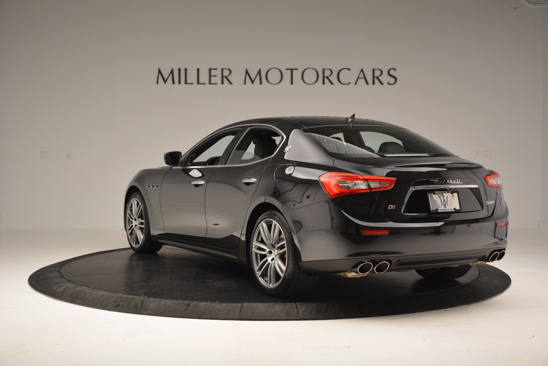 New 2017 Maserati Ghibli SQ4 For Sale In Westport, CT 1443_p5