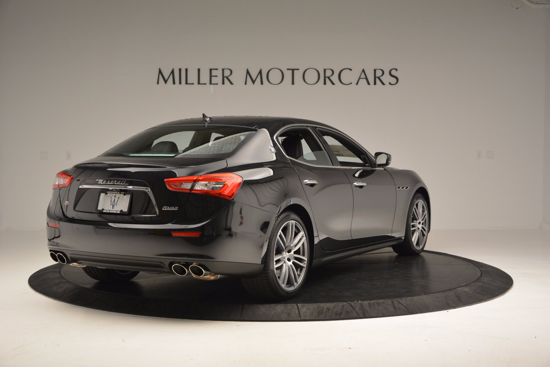 New 2017 Maserati Ghibli SQ4 For Sale In Westport, CT 1443_p7