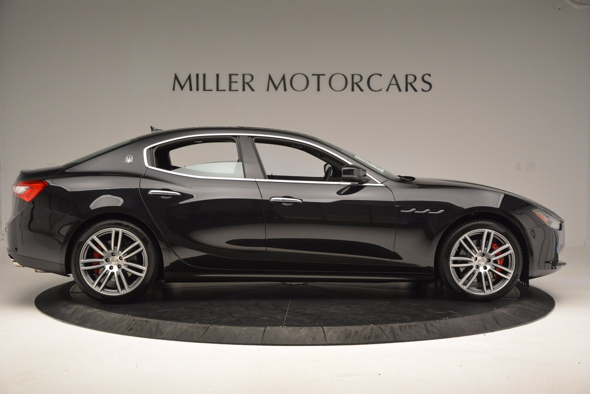 New 2017 Maserati Ghibli SQ4 For Sale In Westport, CT 1443_p9