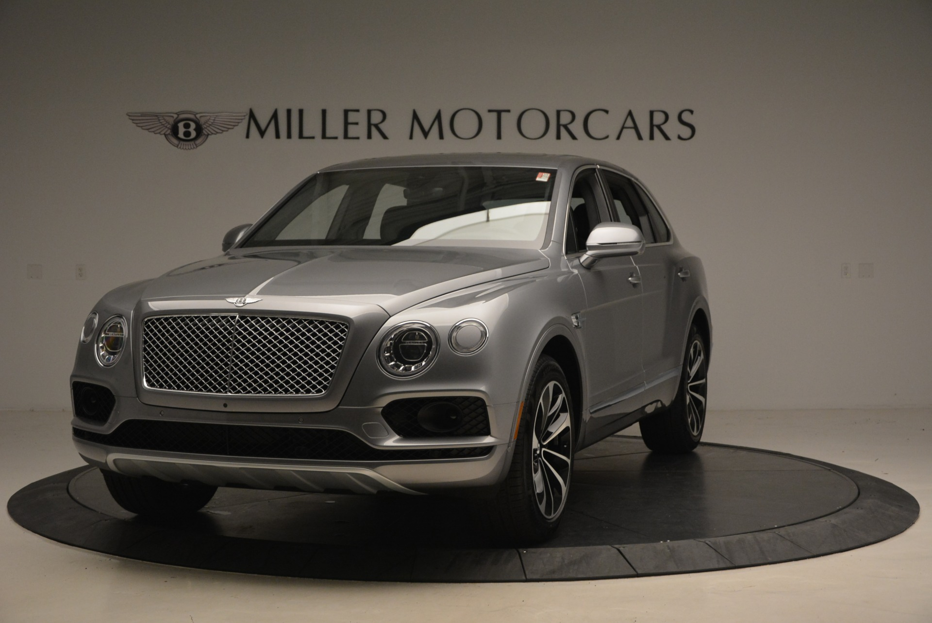 New 2018 Bentley Bentayga Onyx For Sale In Westport, CT
