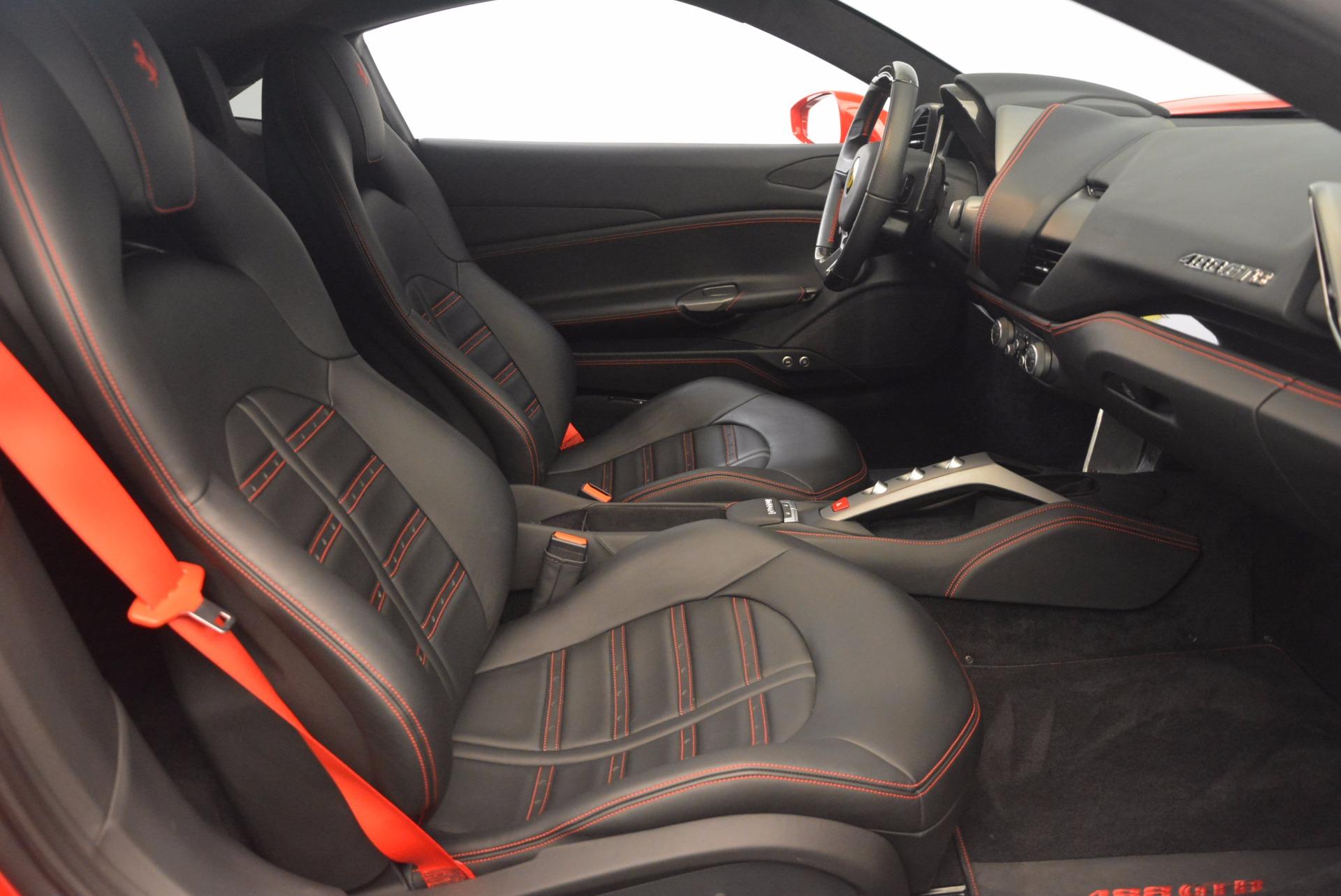 Used 2016 Ferrari 488 GTB  For Sale In Westport, CT 1447_p18