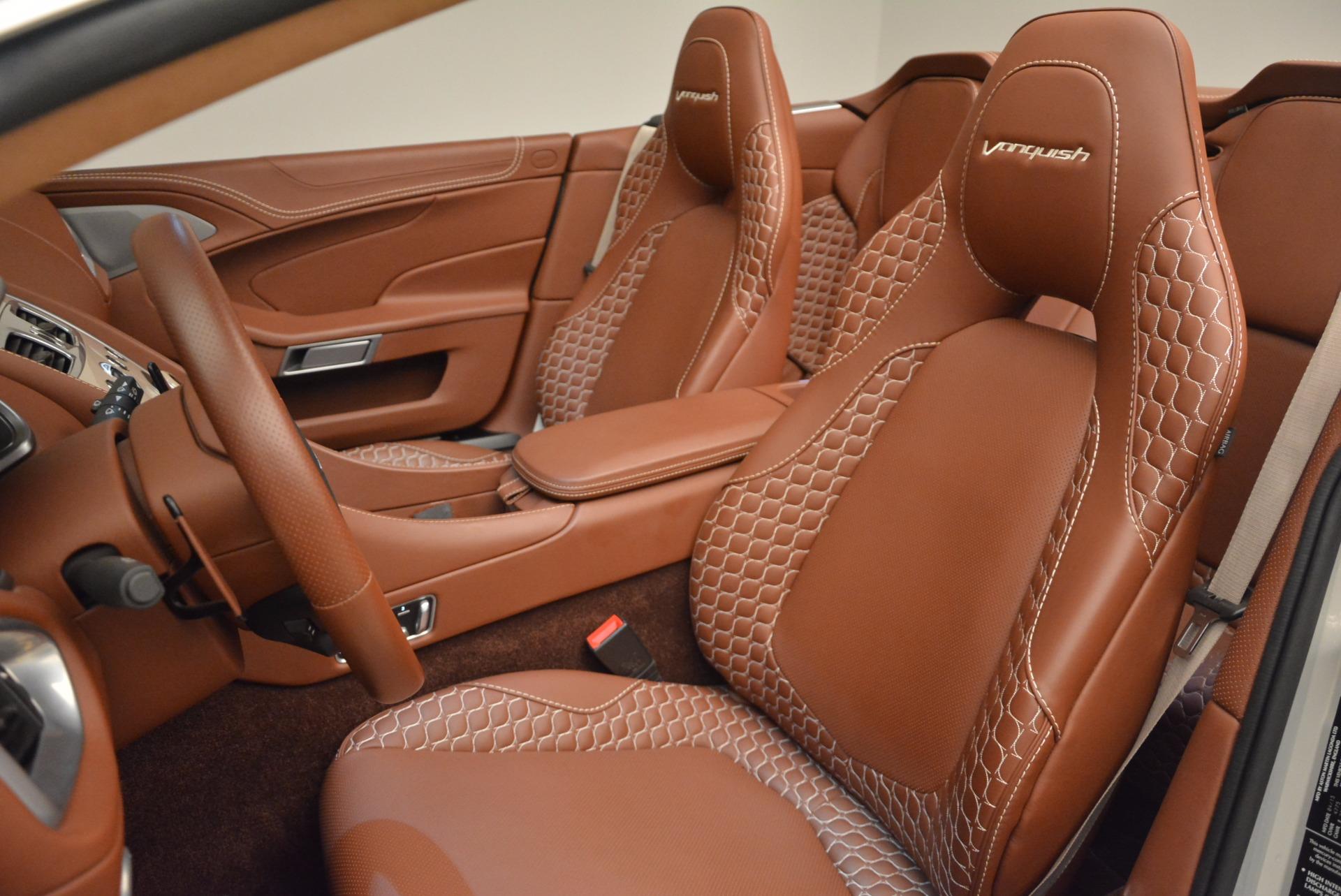 Used 2015 Aston Martin Vanquish Volante For Sale In Westport, CT 1448_p23