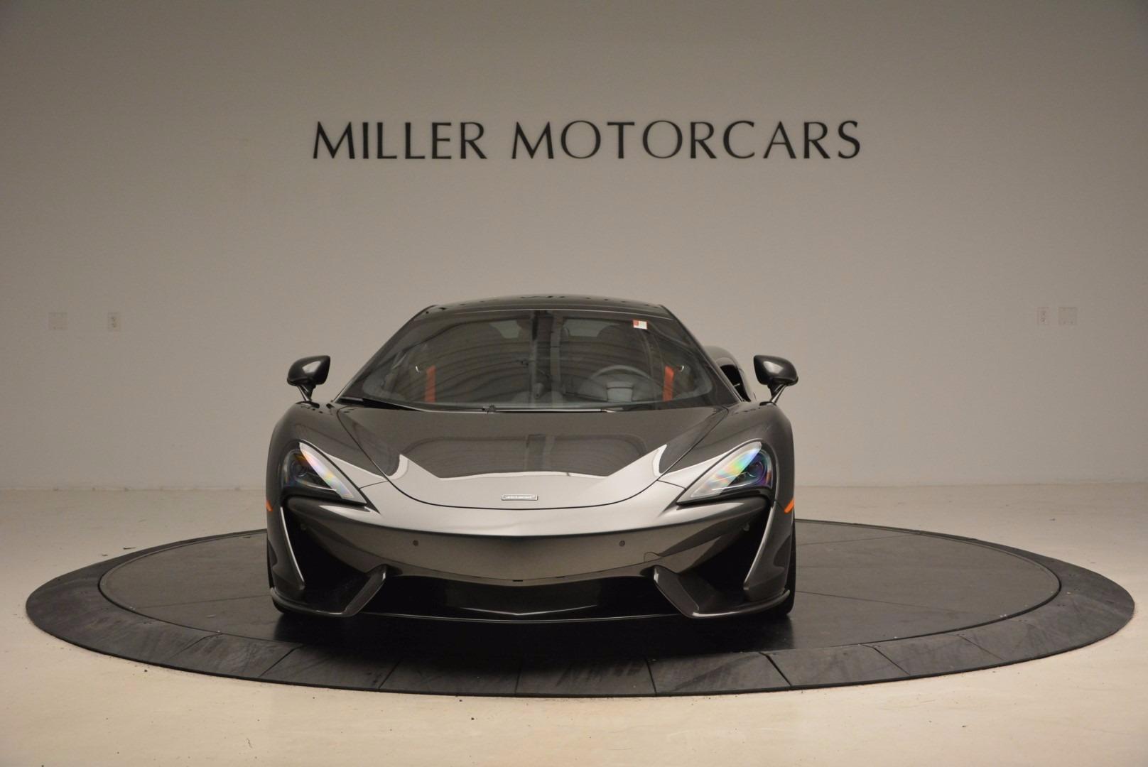 New 2017 McLaren 570GT  For Sale In Westport, CT 1451_p12
