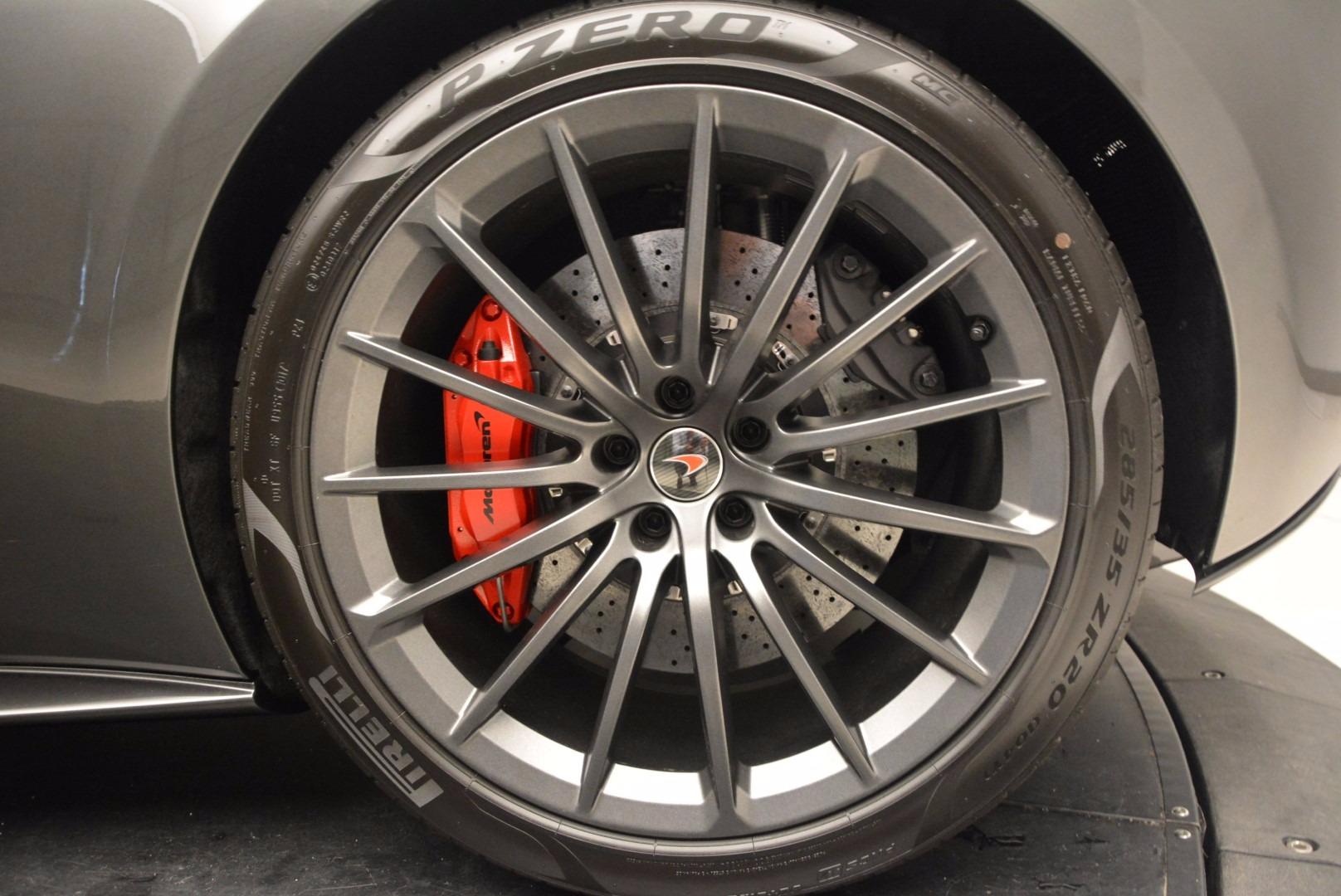New 2017 McLaren 570GT  For Sale In Westport, CT 1451_p17