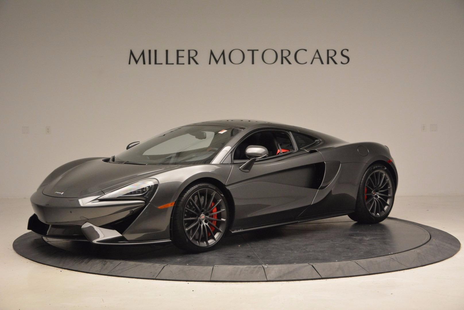 New 2017 McLaren 570GT  For Sale In Westport, CT 1451_p2