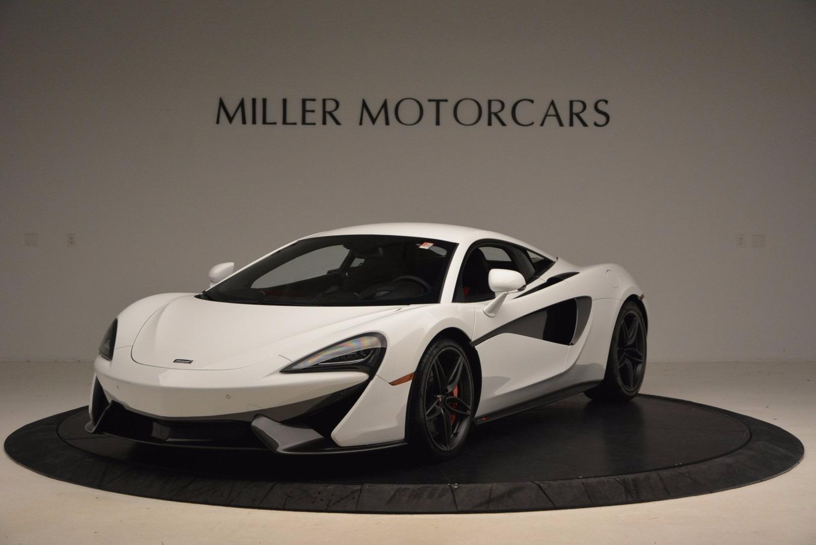 Used 2017 McLaren 570S  For Sale In Westport, CT 1454_main