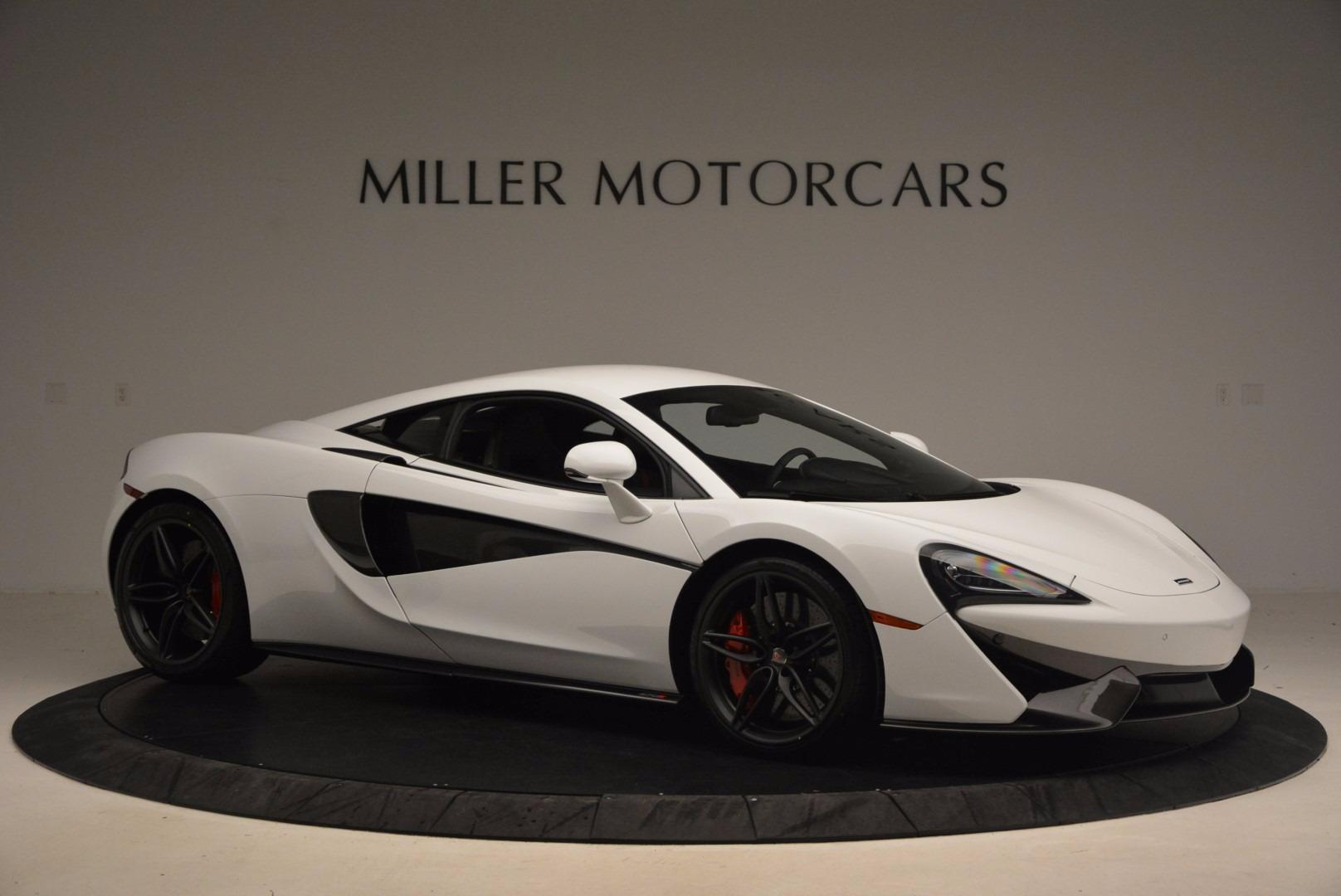 Used 2017 McLaren 570S  For Sale In Westport, CT 1454_p10