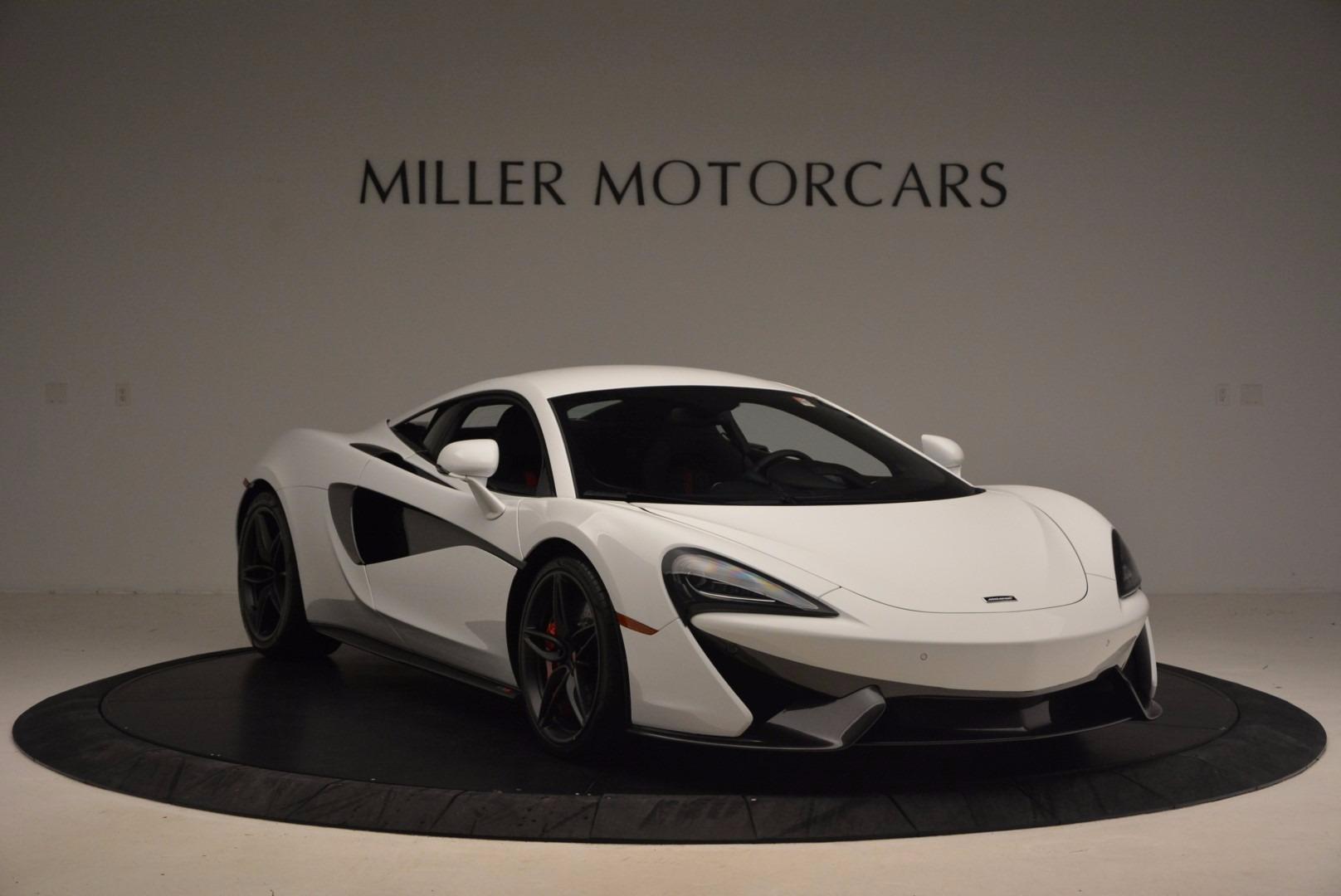 Used 2017 McLaren 570S  For Sale In Westport, CT 1454_p11