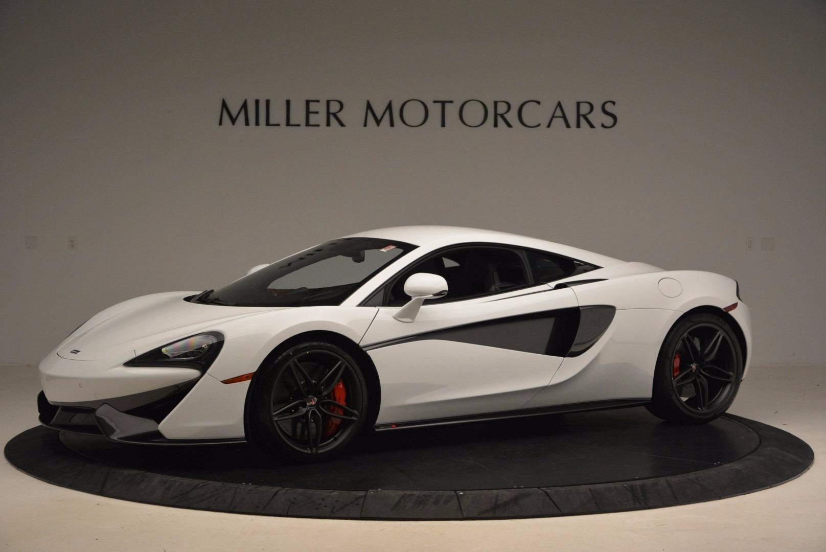 Used 2017 McLaren 570S  For Sale In Westport, CT 1454_p2